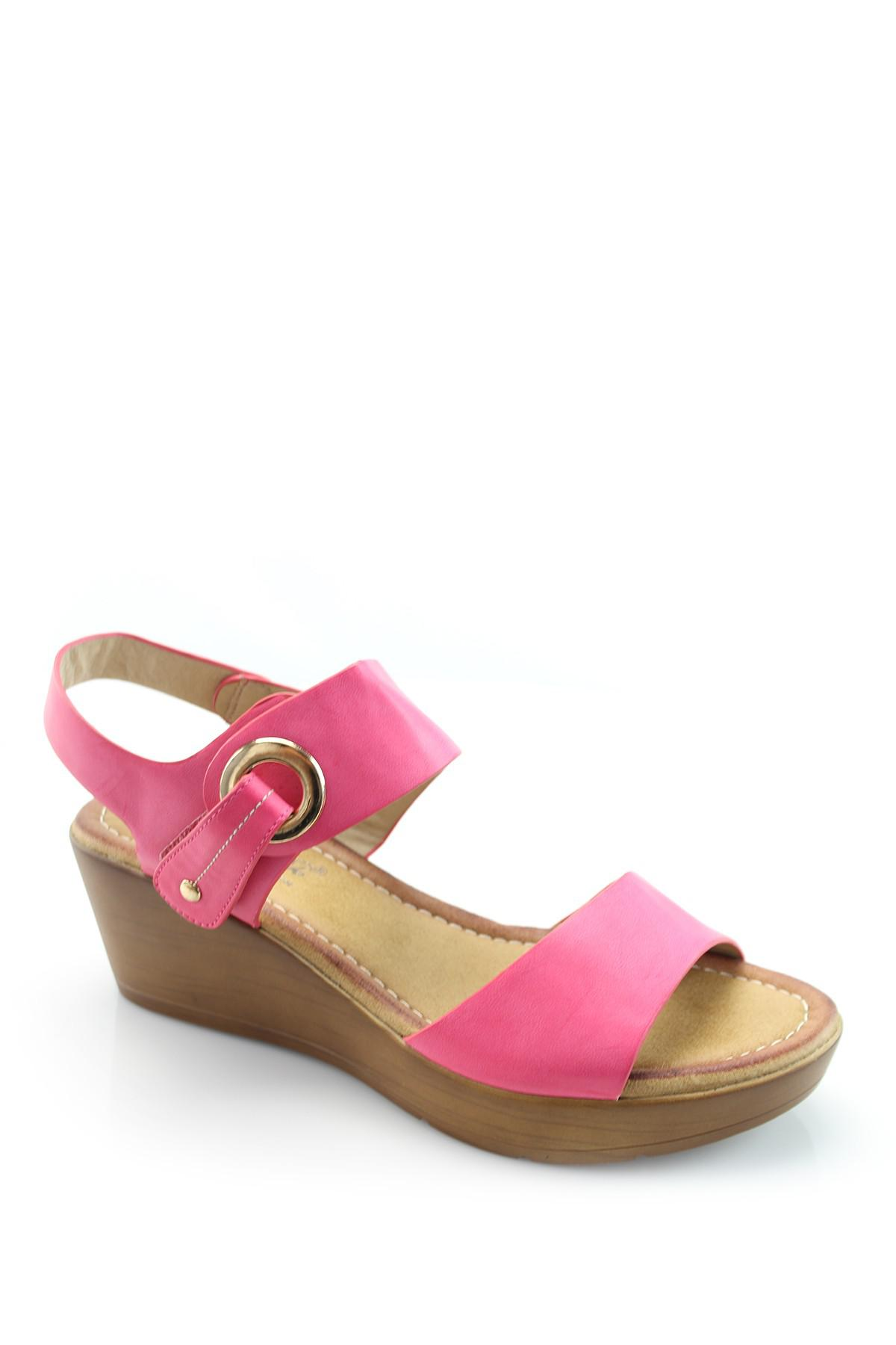 Elegant Footwear Hasina Wedge Sandal 5JRZyI4Jd3