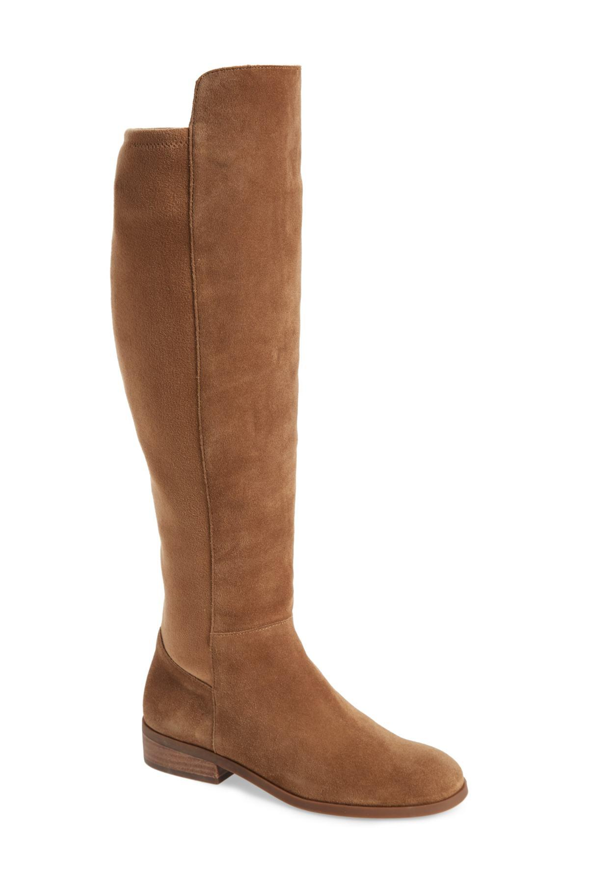 06ef06adf26 Lyst - Sole Society Calypso Over The Knee Boot (women) in Brown