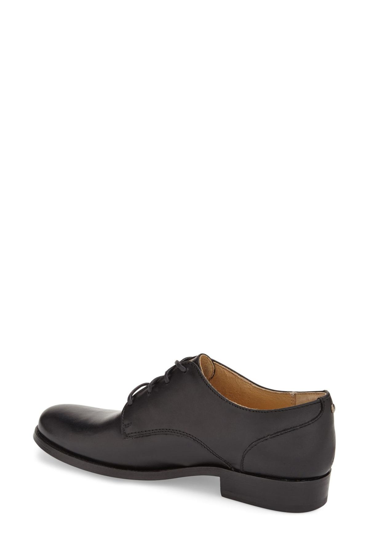 7e0b455eb81 Lyst - Frye Melissa Derby in Black for Men