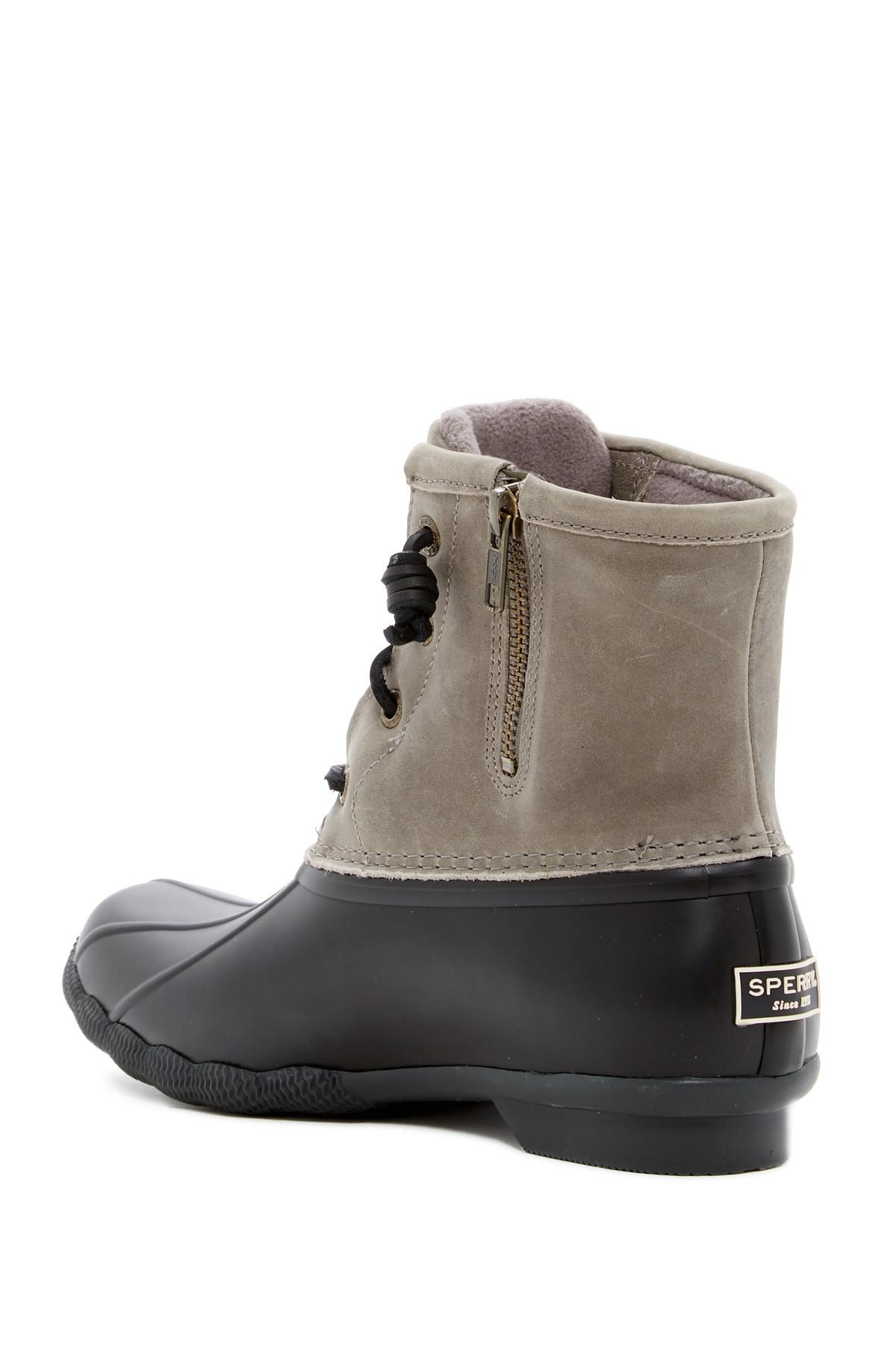 Sperry Saltwater Core Boot 6tL4gOJFW
