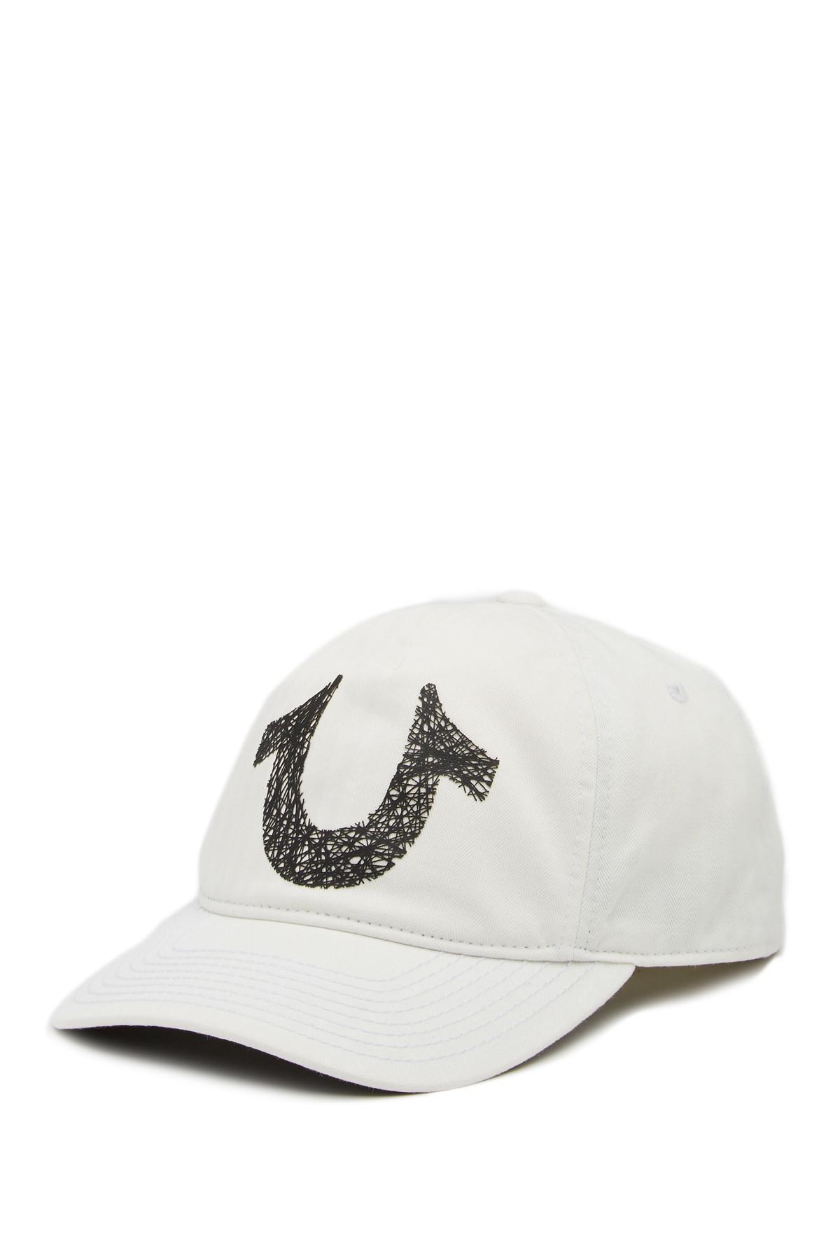 Cap With Logo In White - White Religion I1kTTYvr