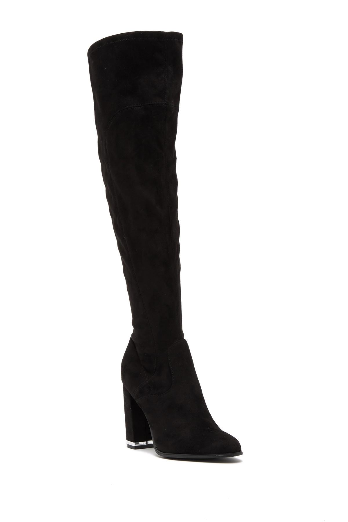 bb5e41ec2a3 Lyst - Marc Fisher Natier Tall Boot in Black