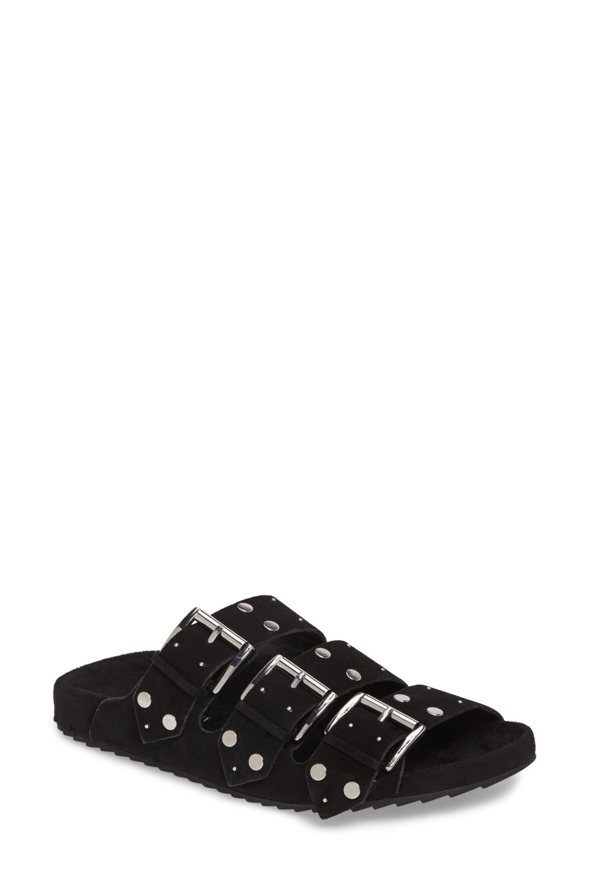Femmes Rebecca Minkoff Tania Slide Chaussures VqOMEHC