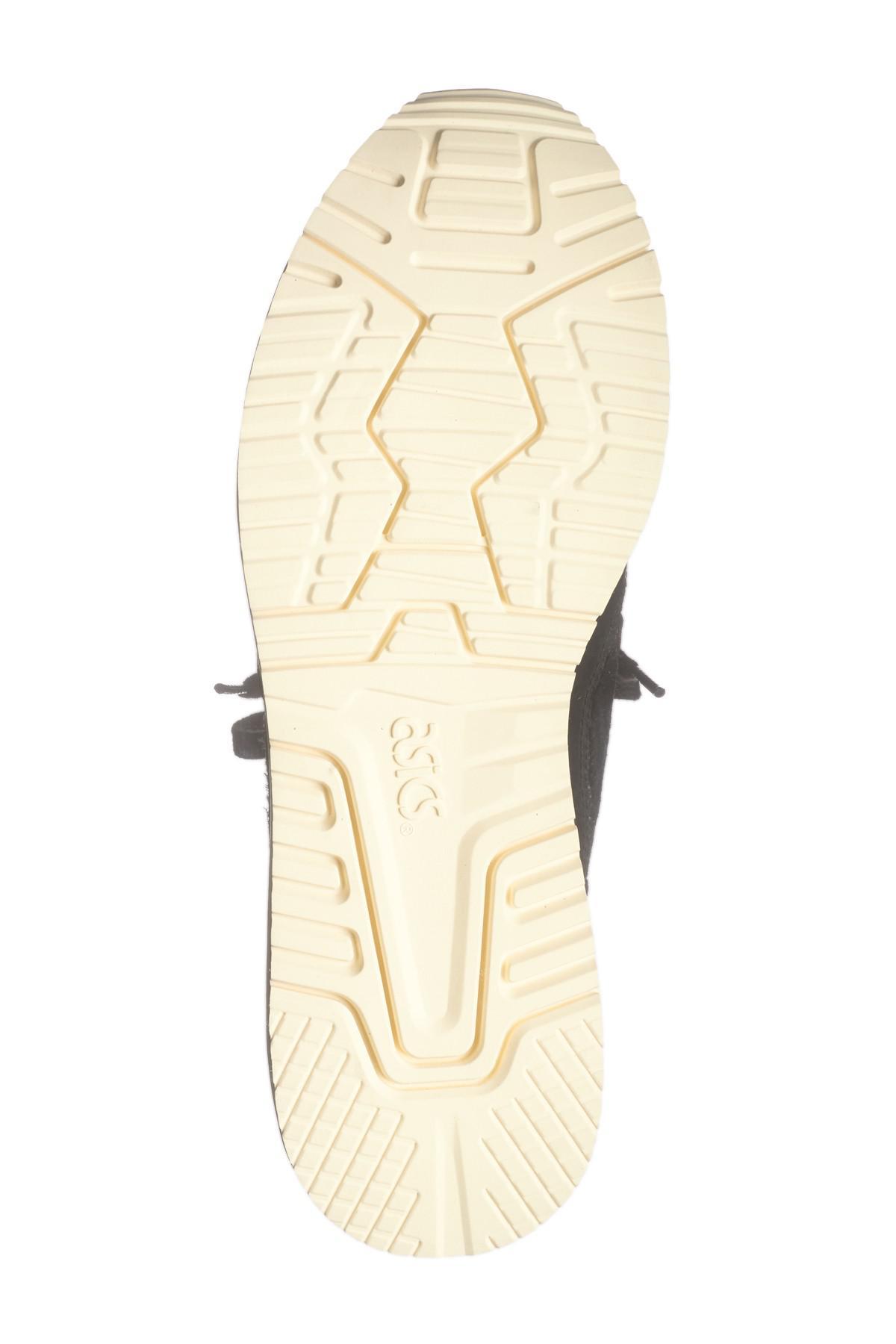 wholesale dealer dd6a5 ac421 Lyst - Asics Gel-lyte Iii Leather Running Sneaker in Black ...