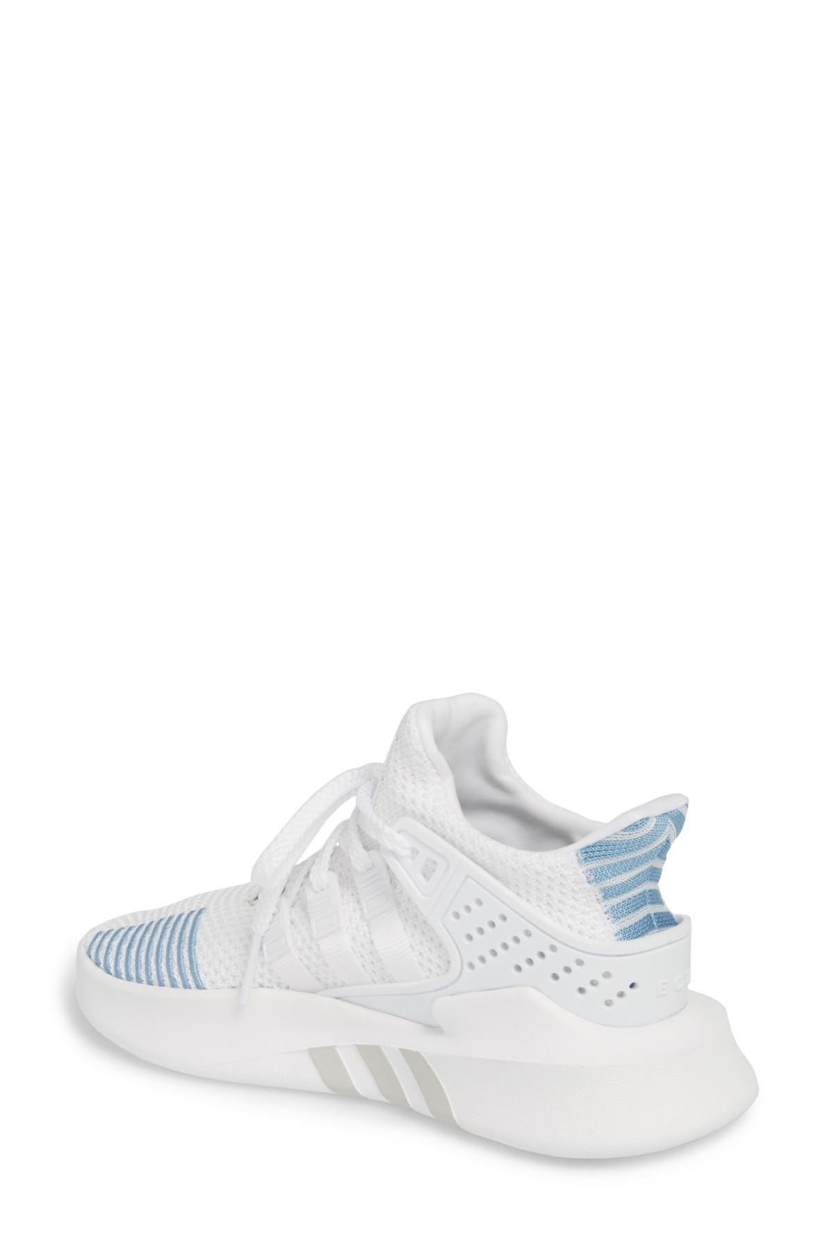 separation shoes ce26d 0a7ed Adidas - White Eqt Basketball Adv Sneaker (women) - Lyst. View fullscreen