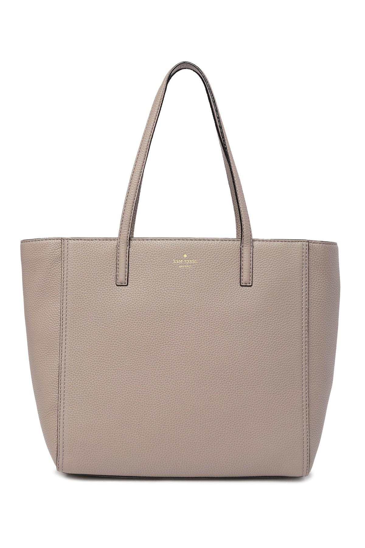 Kate Spade. Women s Hallie Leather Tote Bag ae338168a5ddc