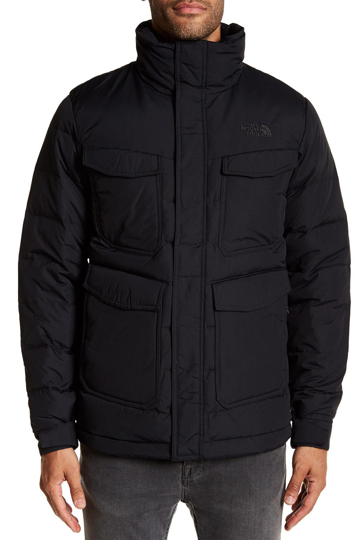 Lyst - The North Face Far Northern Jacket in Black for Men 922228745