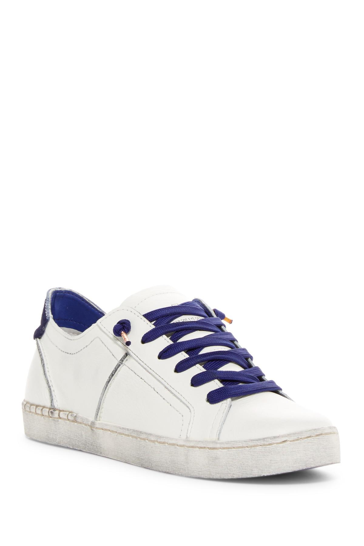 Mid Wedge Sneakers Blue and White Dolce Vita buy cheap with paypal deals online 2014 newest cheap online visit sale online cheap price from china CBxAia