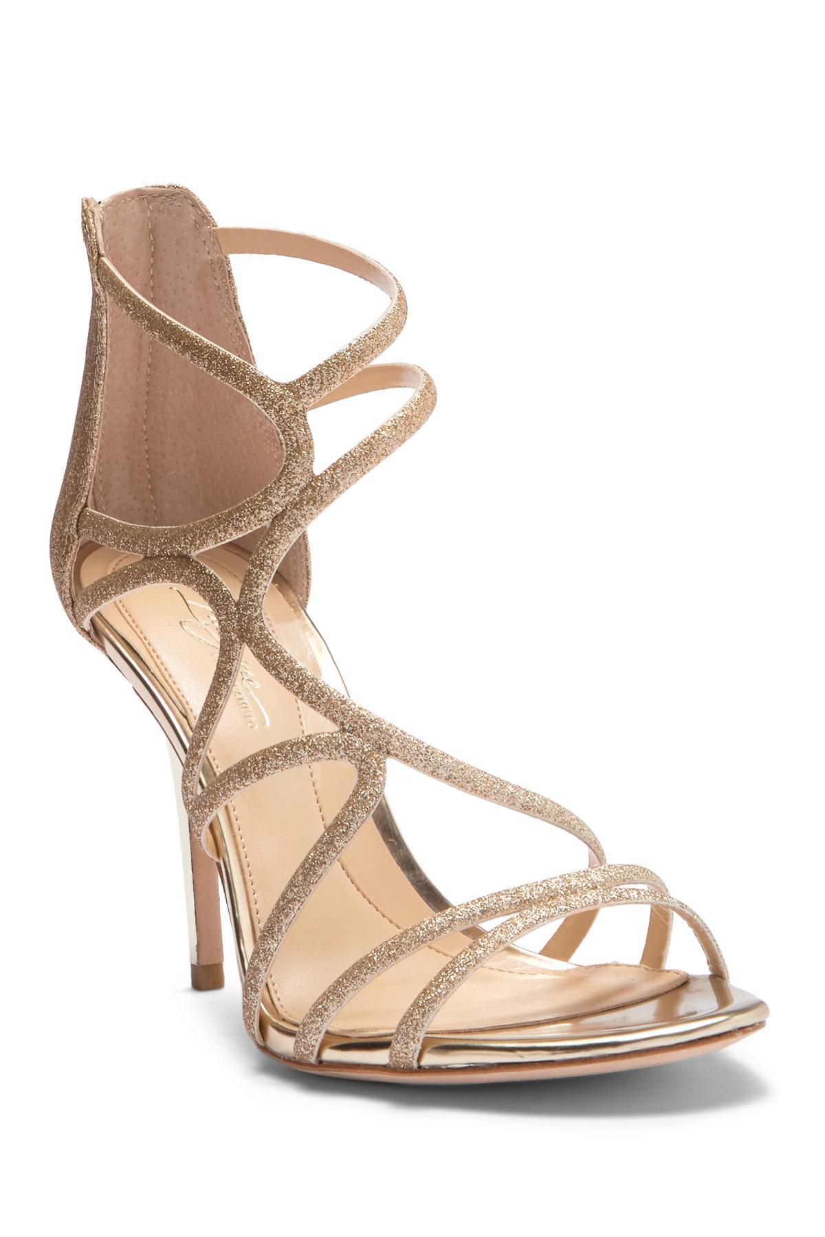 3fc1dce28b8 Lyst - Imagine Vince Camuto  ranee  Dress Sandal (women) - Save 47%