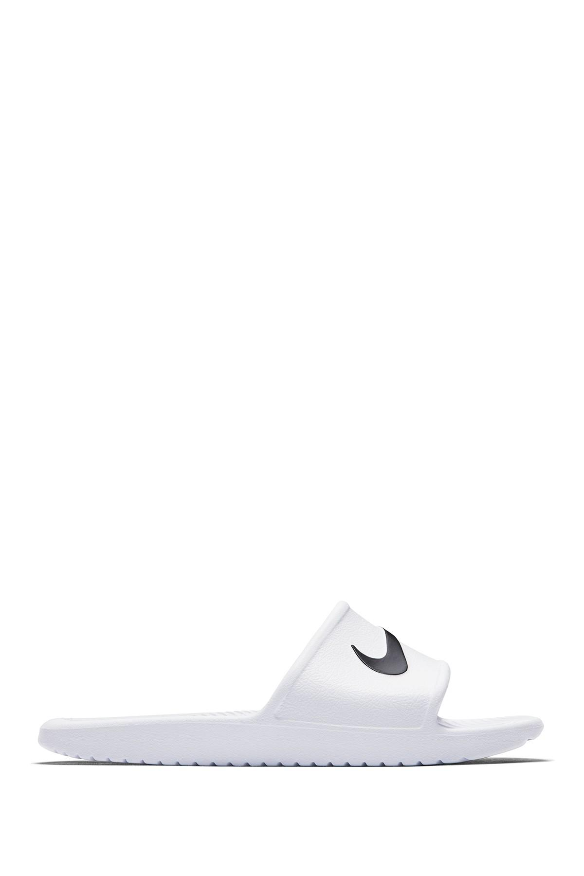 ca1bfda2293d Lyst - Nike Wmns Kawa Shower White  Black in White - Save 33%