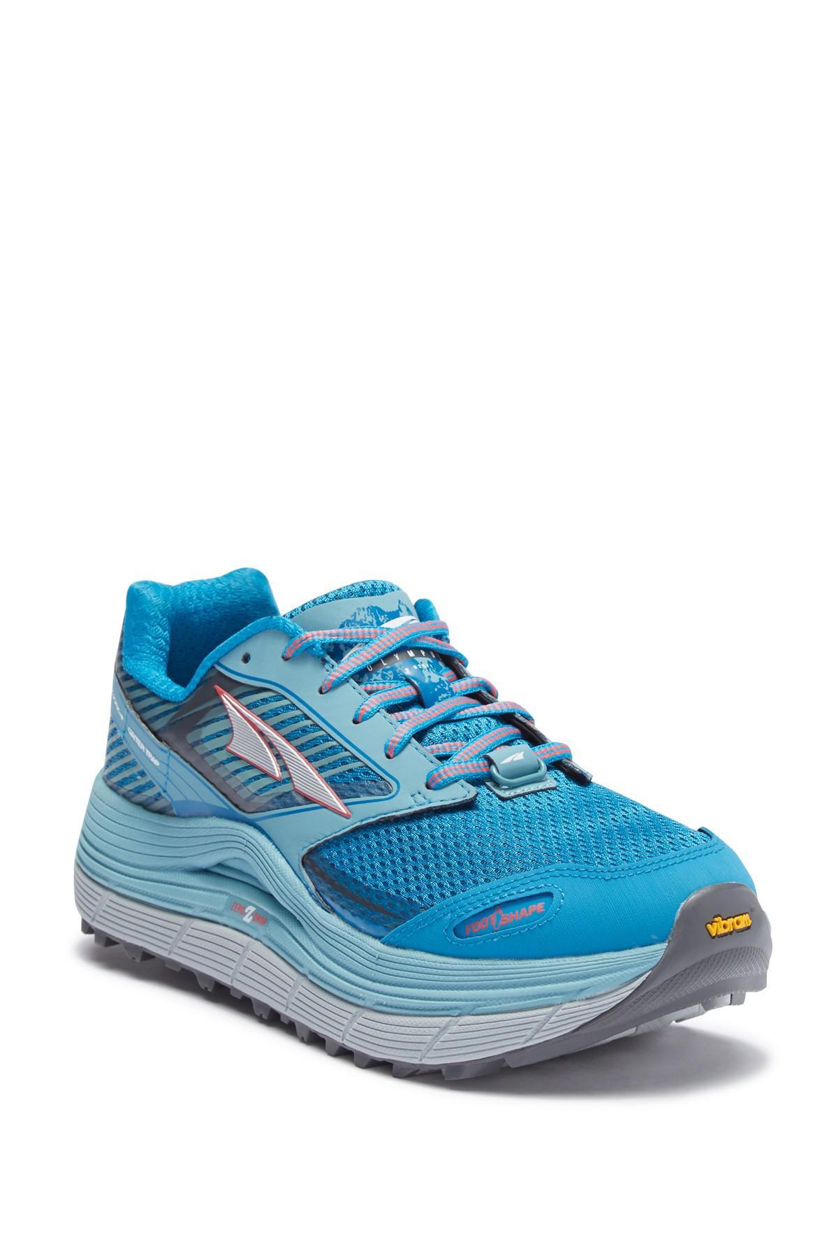 a755bae7b71b2 Lyst - Altra Olympus 2.5 Running Sneaker in Blue