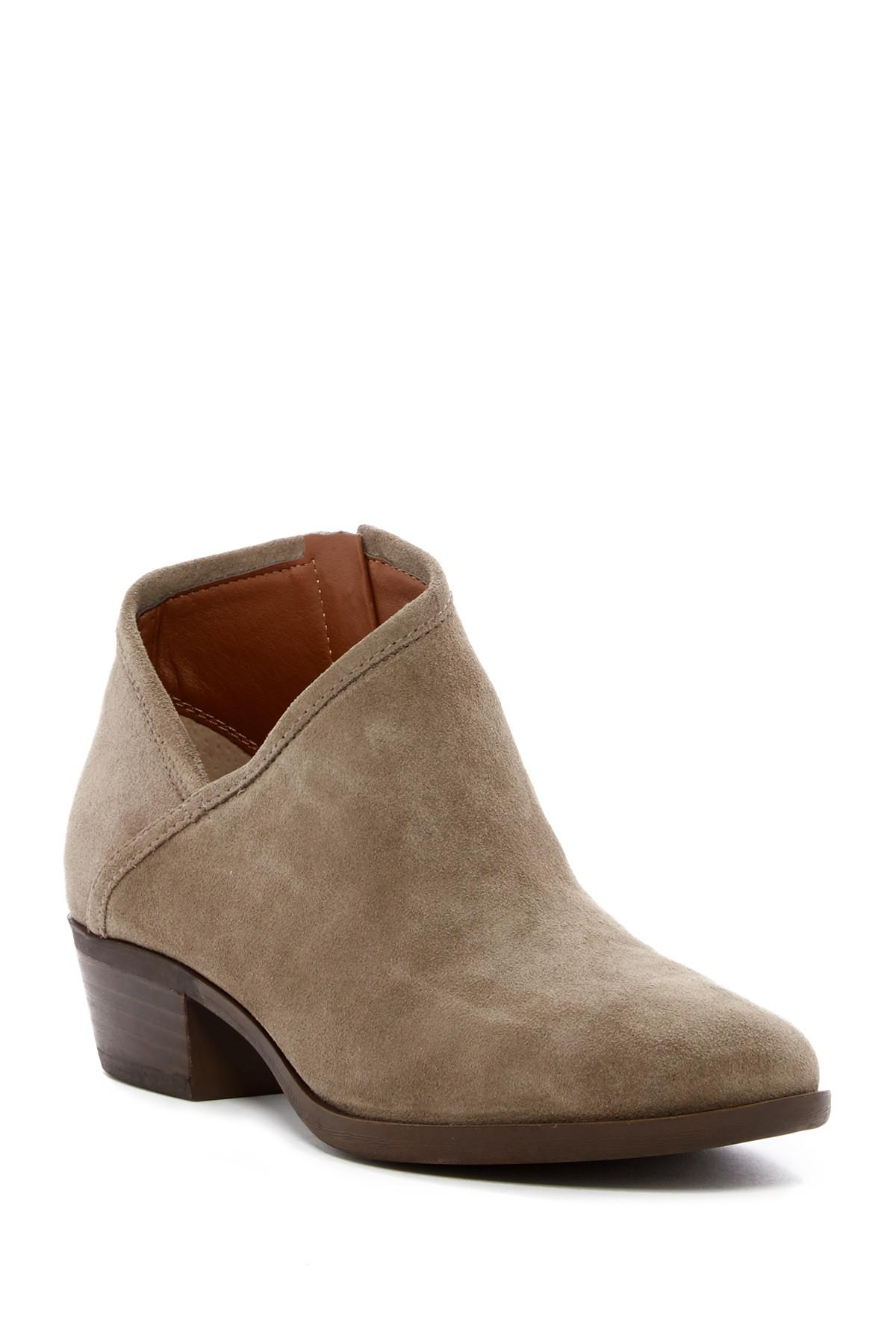 99f863f908a Lyst - Lucky Brand Brekke Ankle Bootie - Multiple Widths Available ...