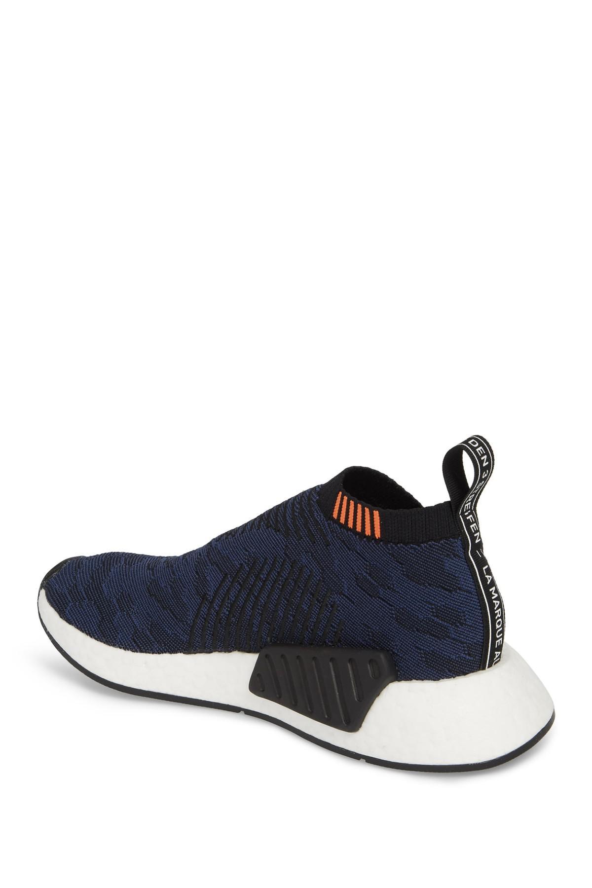 73c0e4d951f7 Lyst - adidas Nmd Cs2 Primeknit Sneaker (women) in Blue