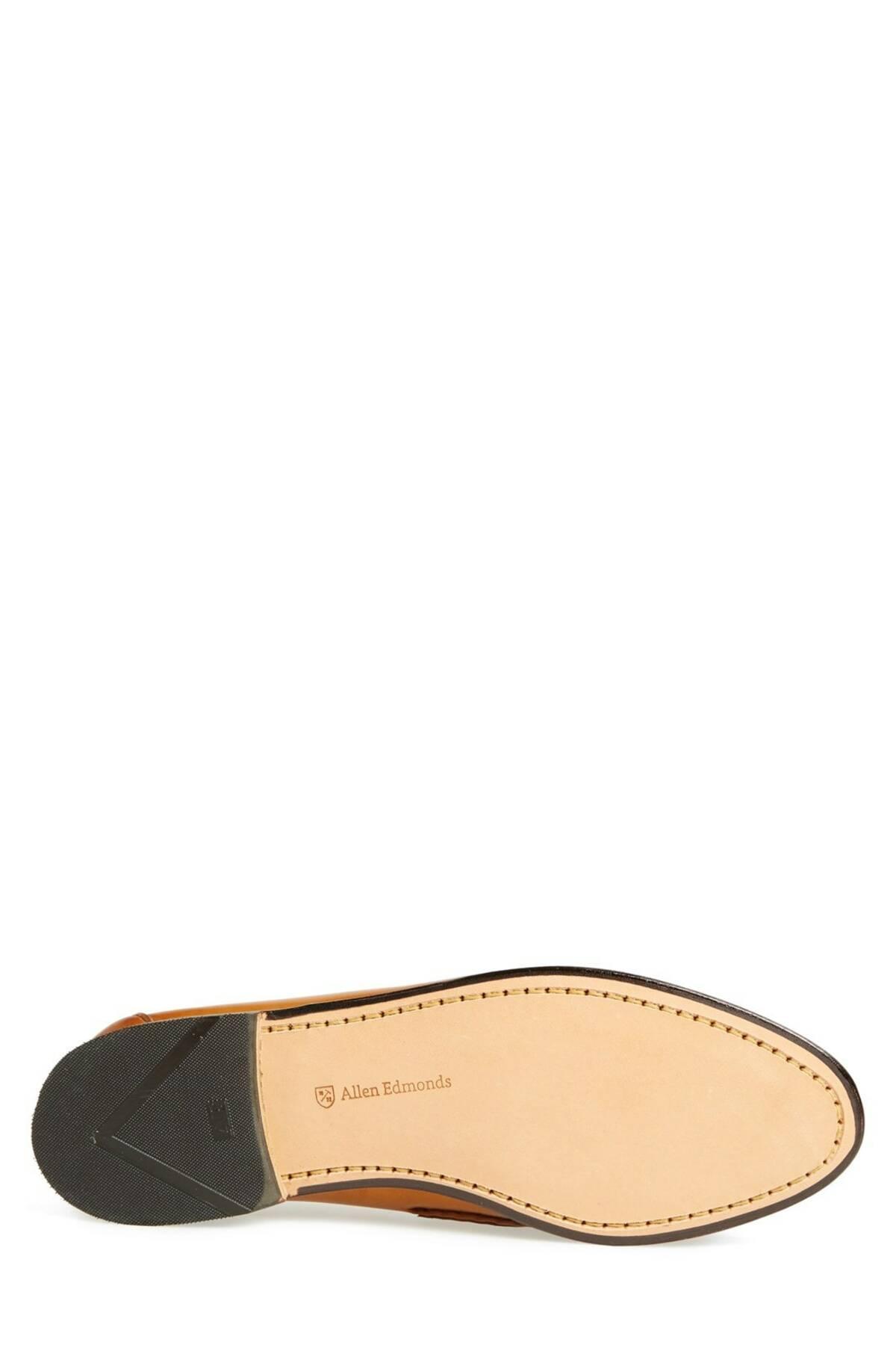 526377df28e Lyst - Allen Edmonds  cavanaugh  Penny Loafer in Brown for Men