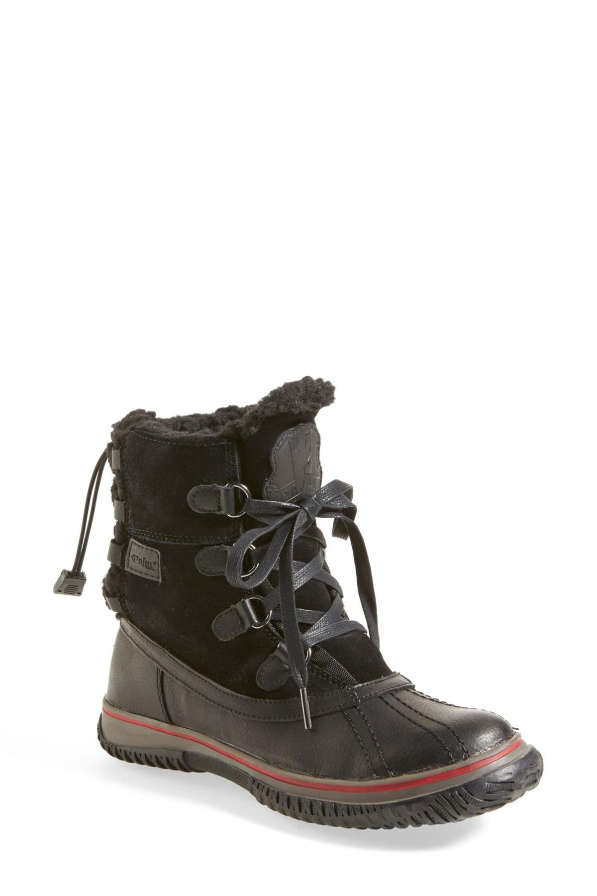 766170a8d Lyst - Pajar Iceland Snow Boots in Black