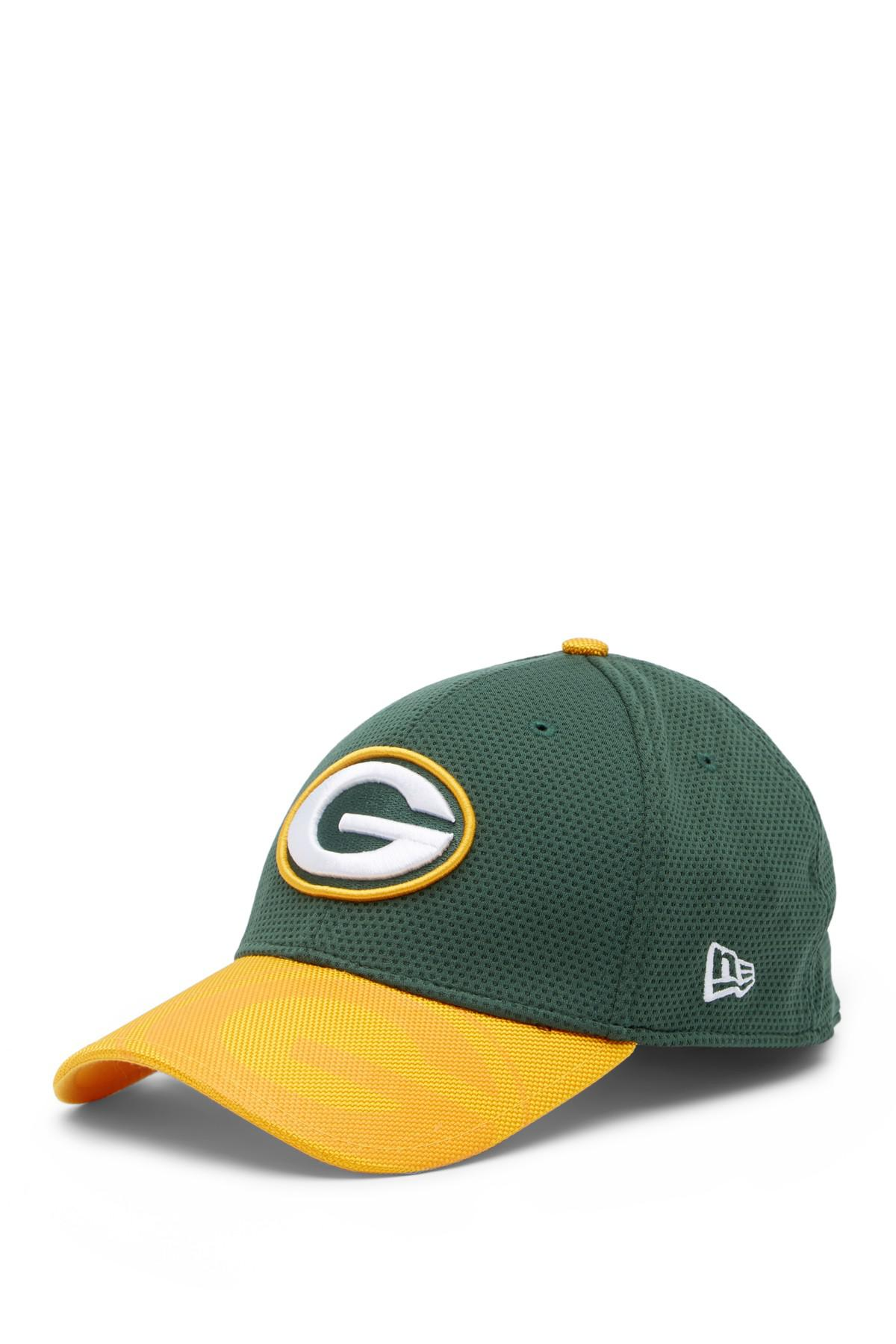 77b63cd587f44 Ktz Nfl 16 3930 Greenbay Packers Cap in Green for Men - Lyst