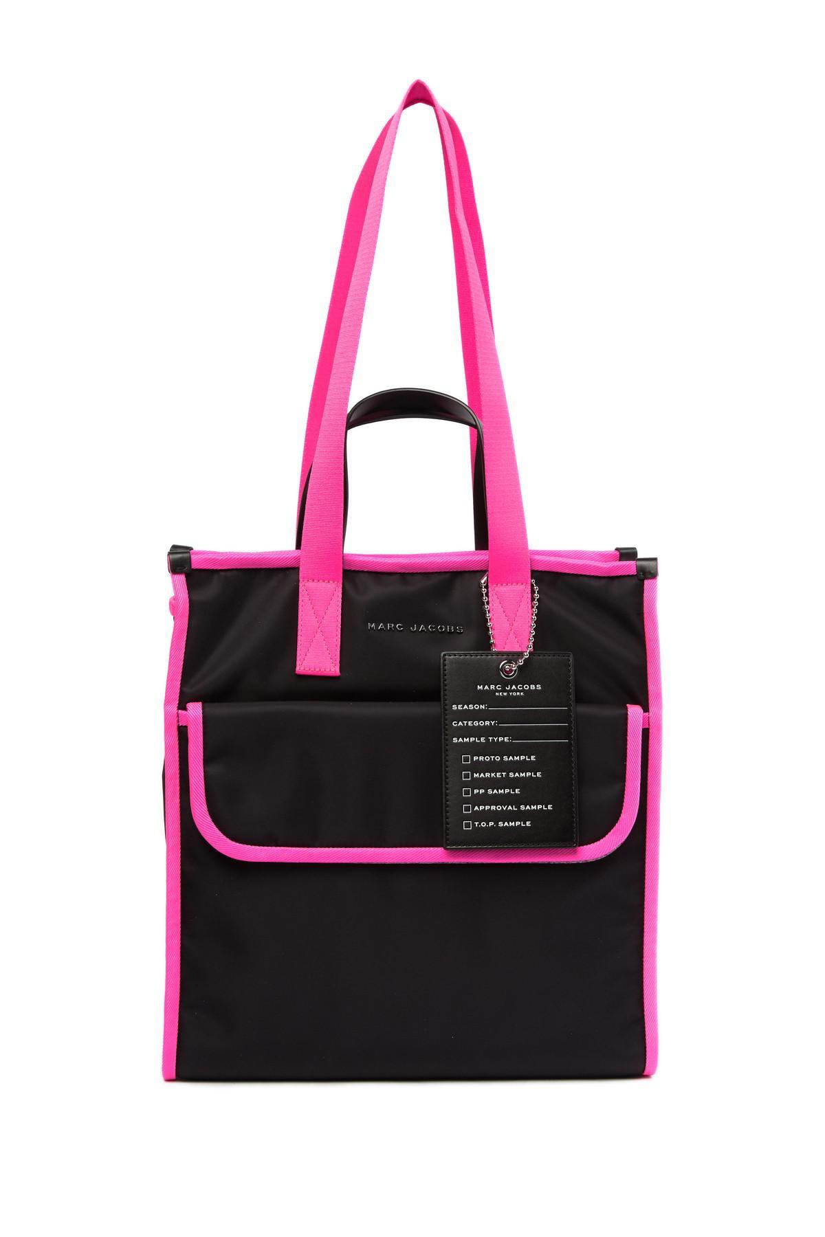 Marc Jacobs - Black Retake Nylon Tote Bag - Lyst. View fullscreen 41cac5d10d549