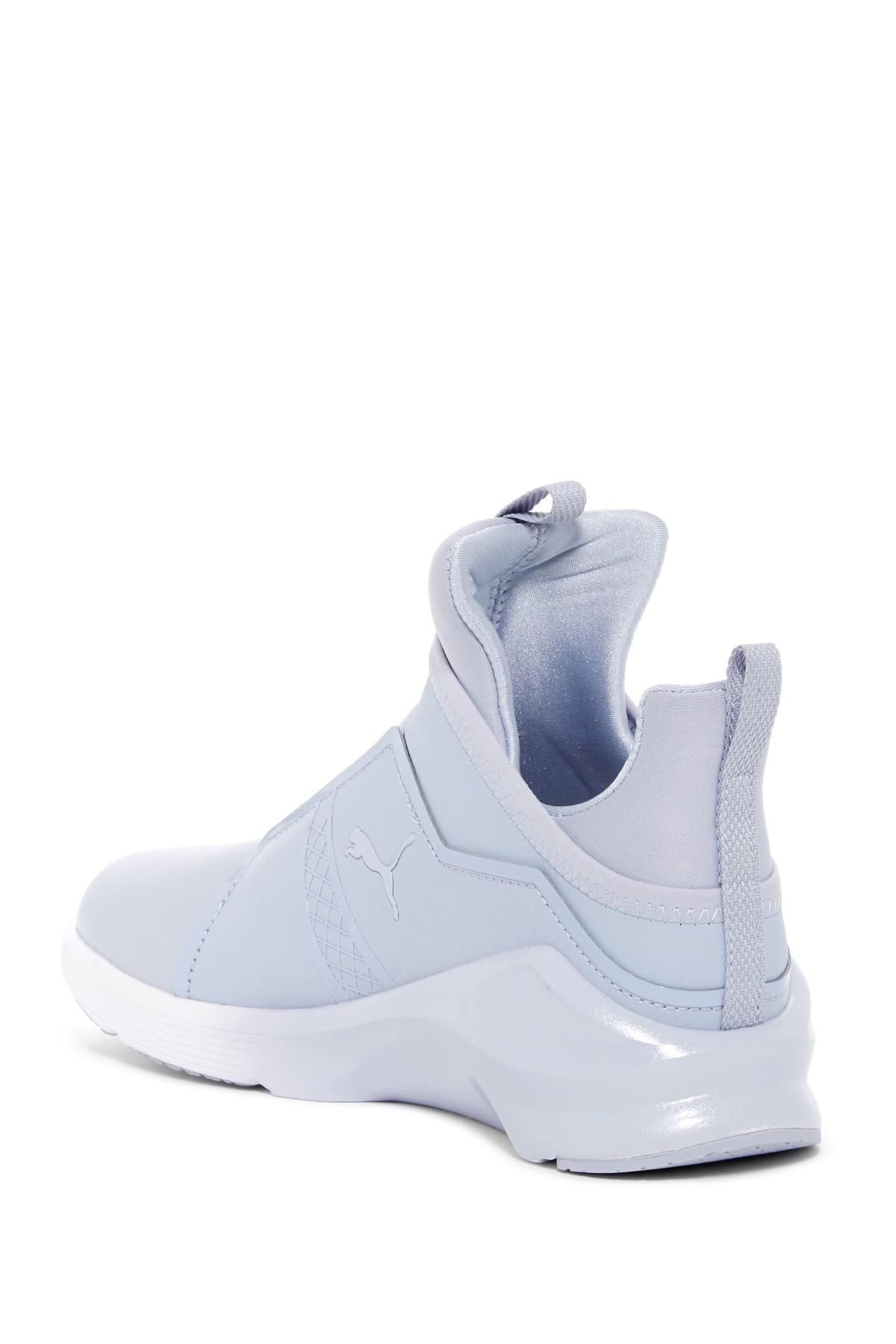 4c6e4790becc0e Lyst - PUMA Fierce Chalet Sneaker in Blue