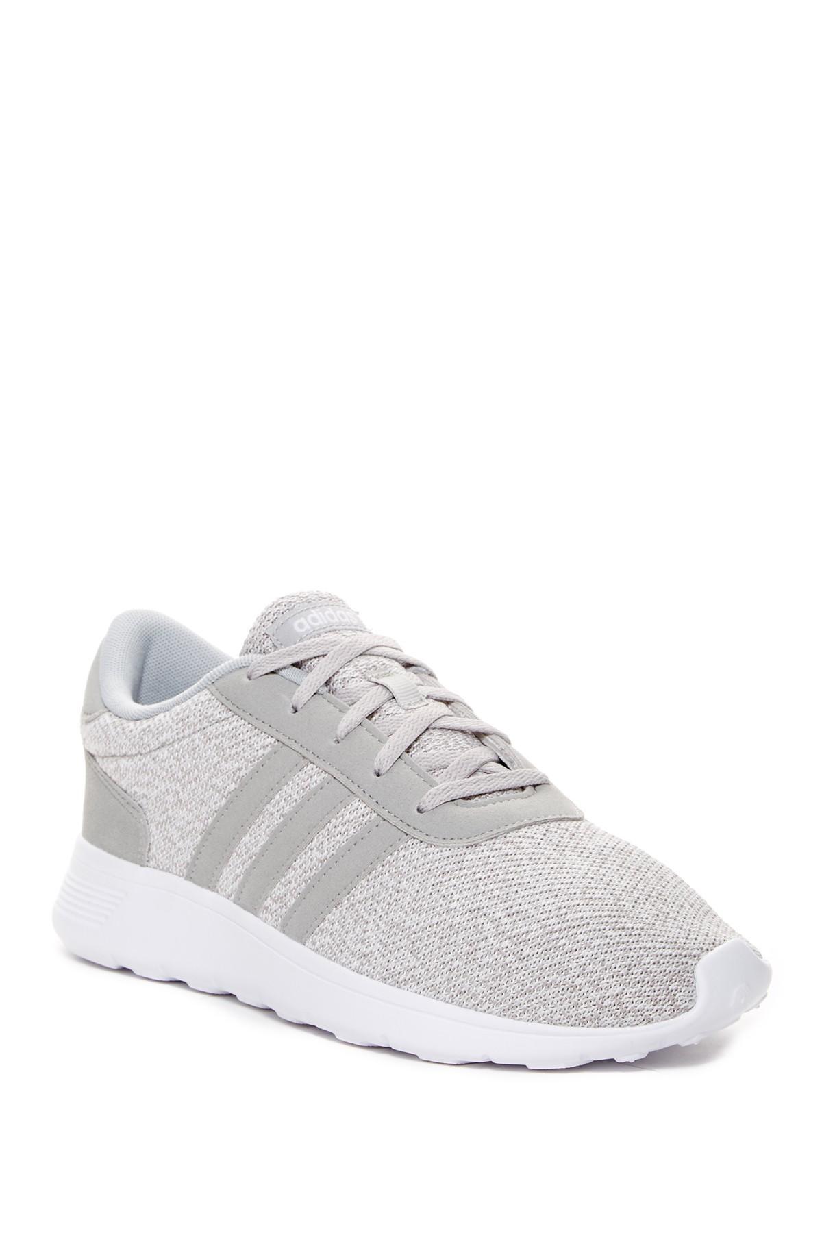 Adidas Originals Lite Racer Sneaker In White Lyst