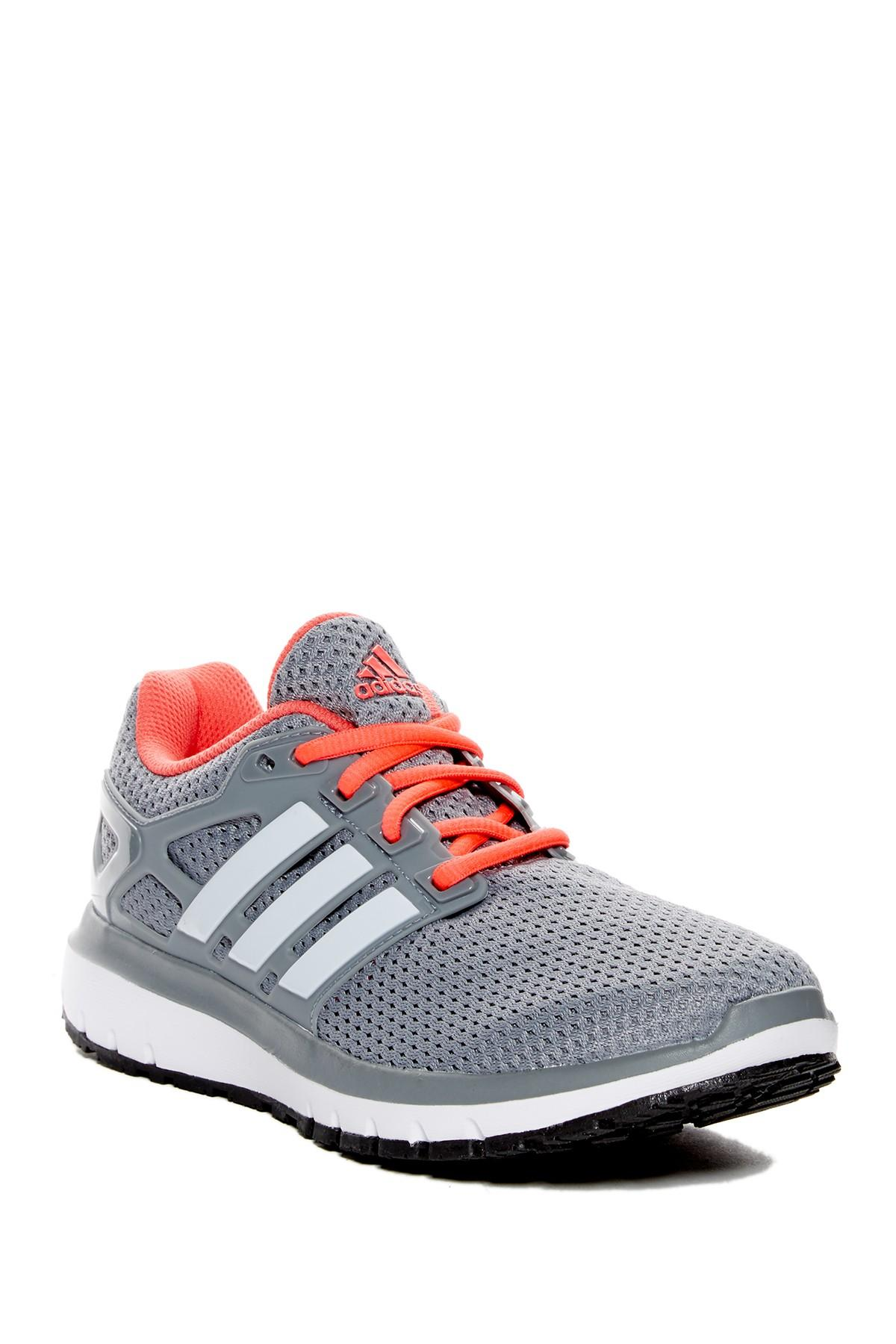 the best attitude 6f4fe 028a6 Lyst - adidas Originals Energy Cloudfoam Running Shoe in Gra