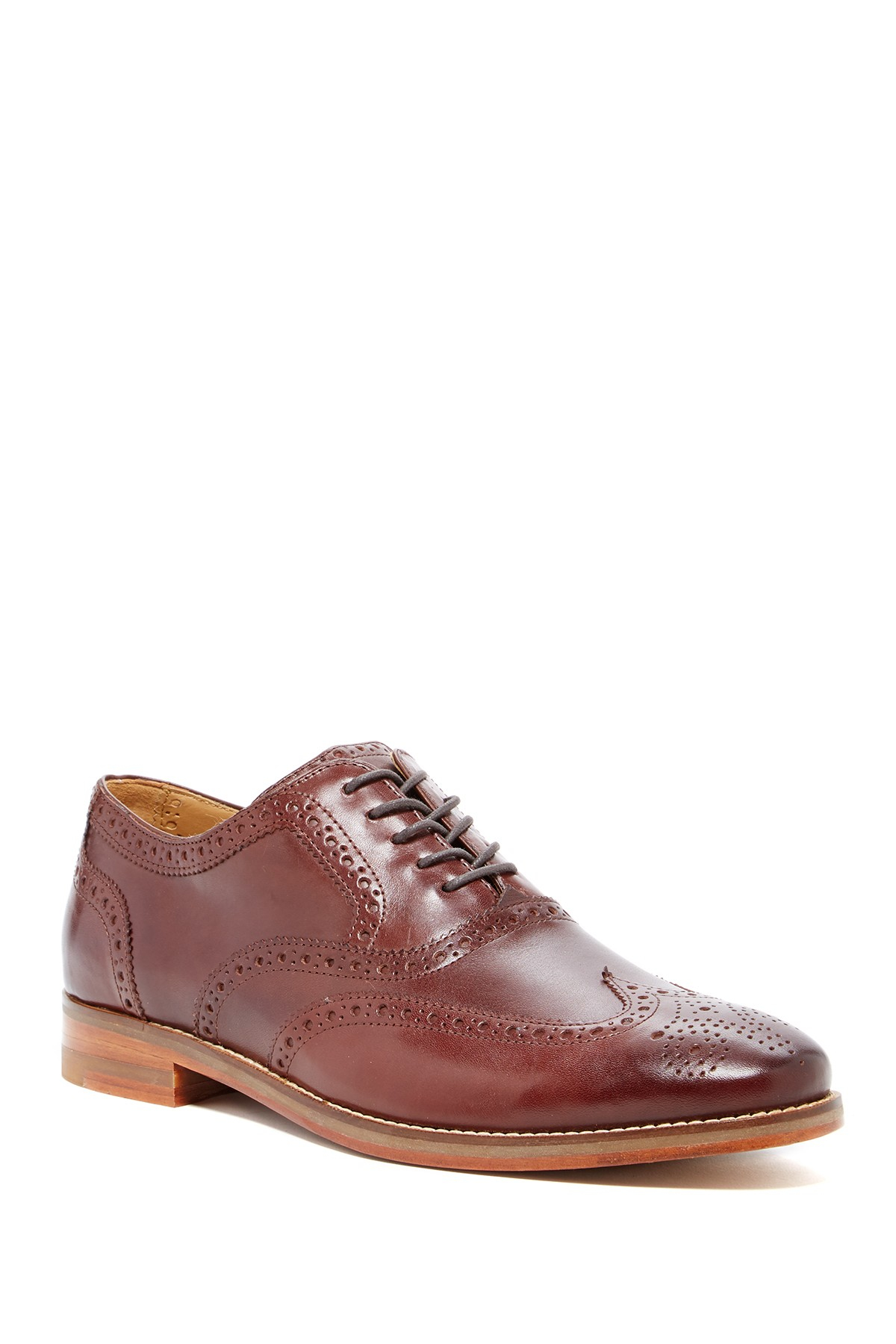 Cole Haan Brown Wingtip Shoes