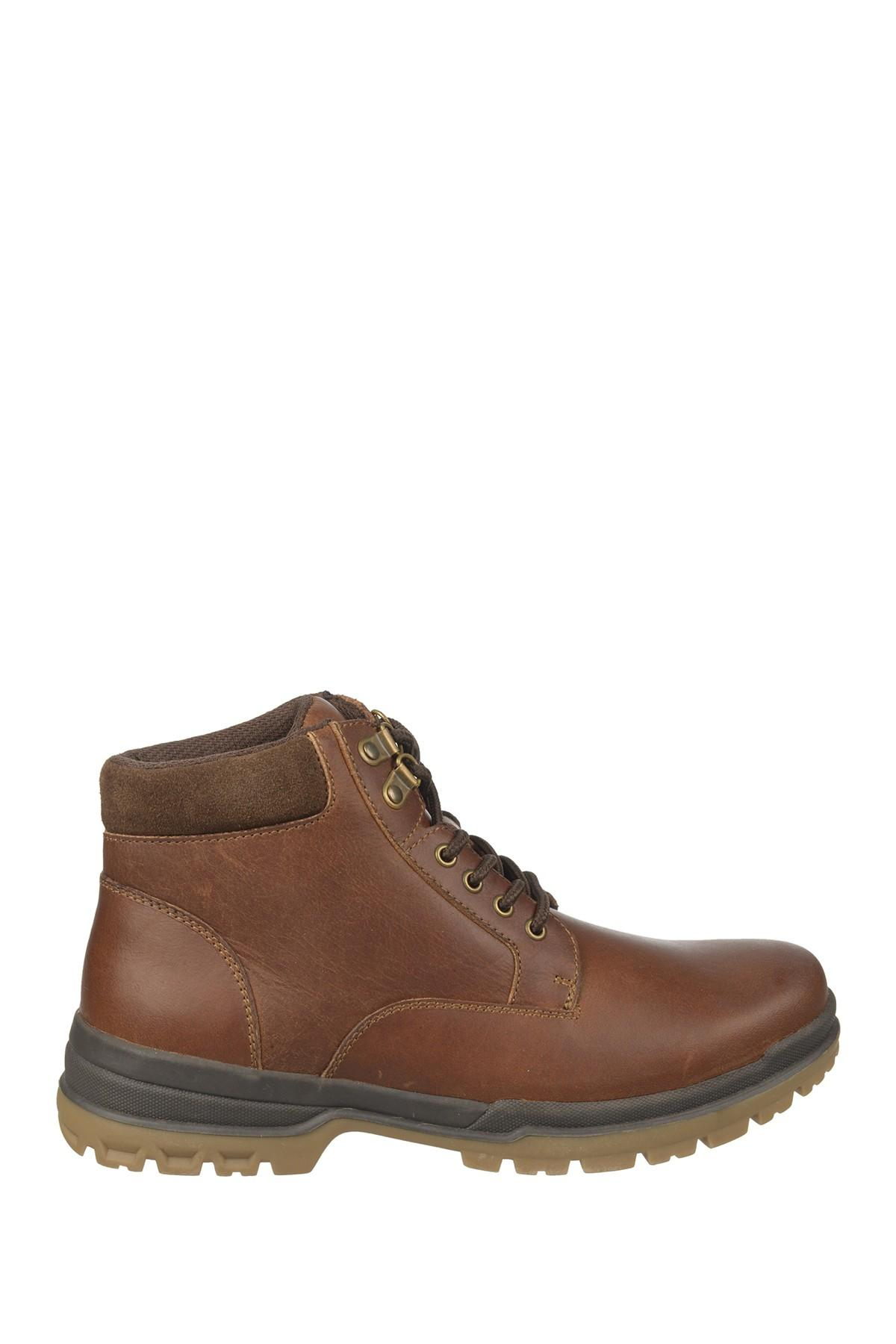 dr scholls sorenson boot in brown for lyst