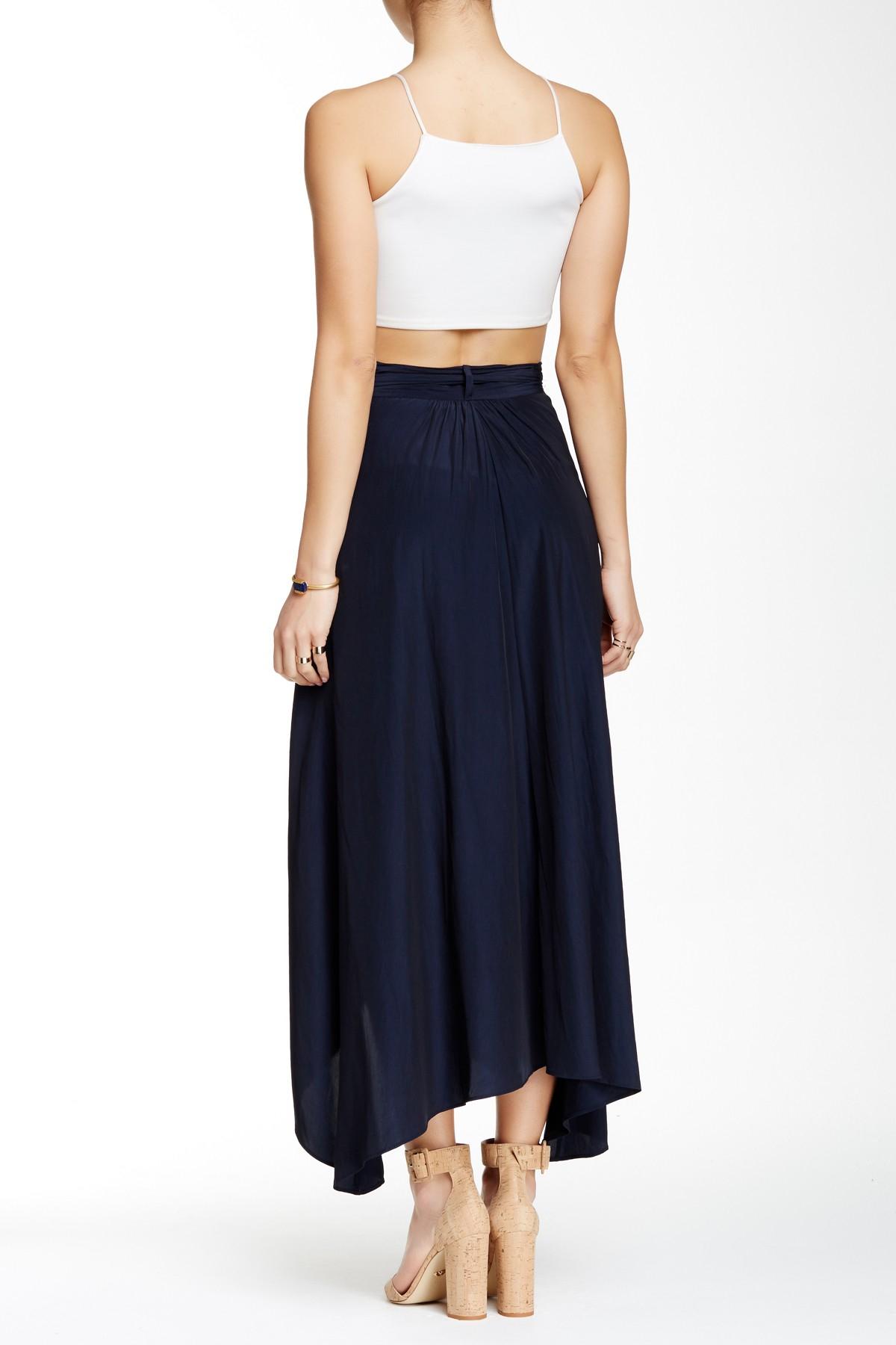 Loft Pocket Maxi Skirt