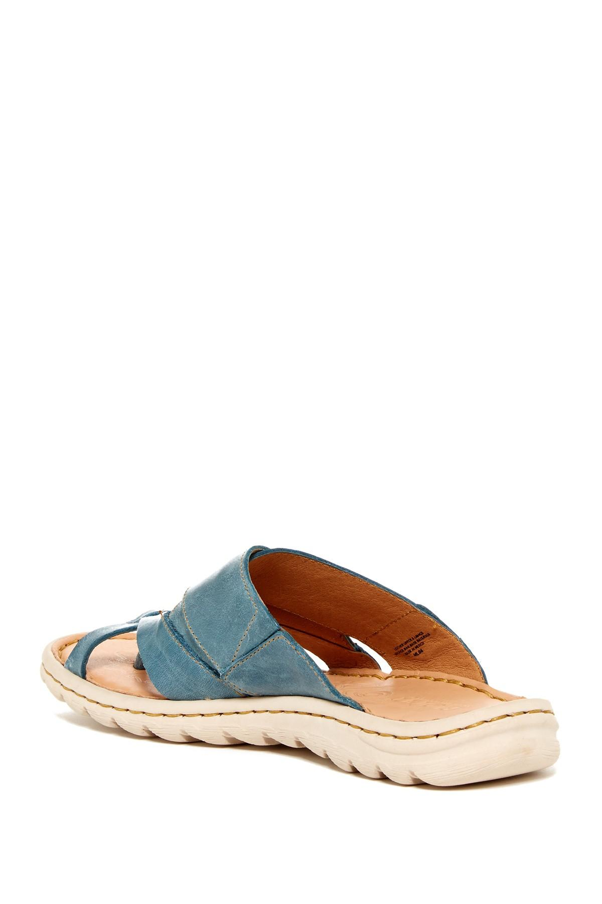 Lyst Born Sorja Sandal In Blue