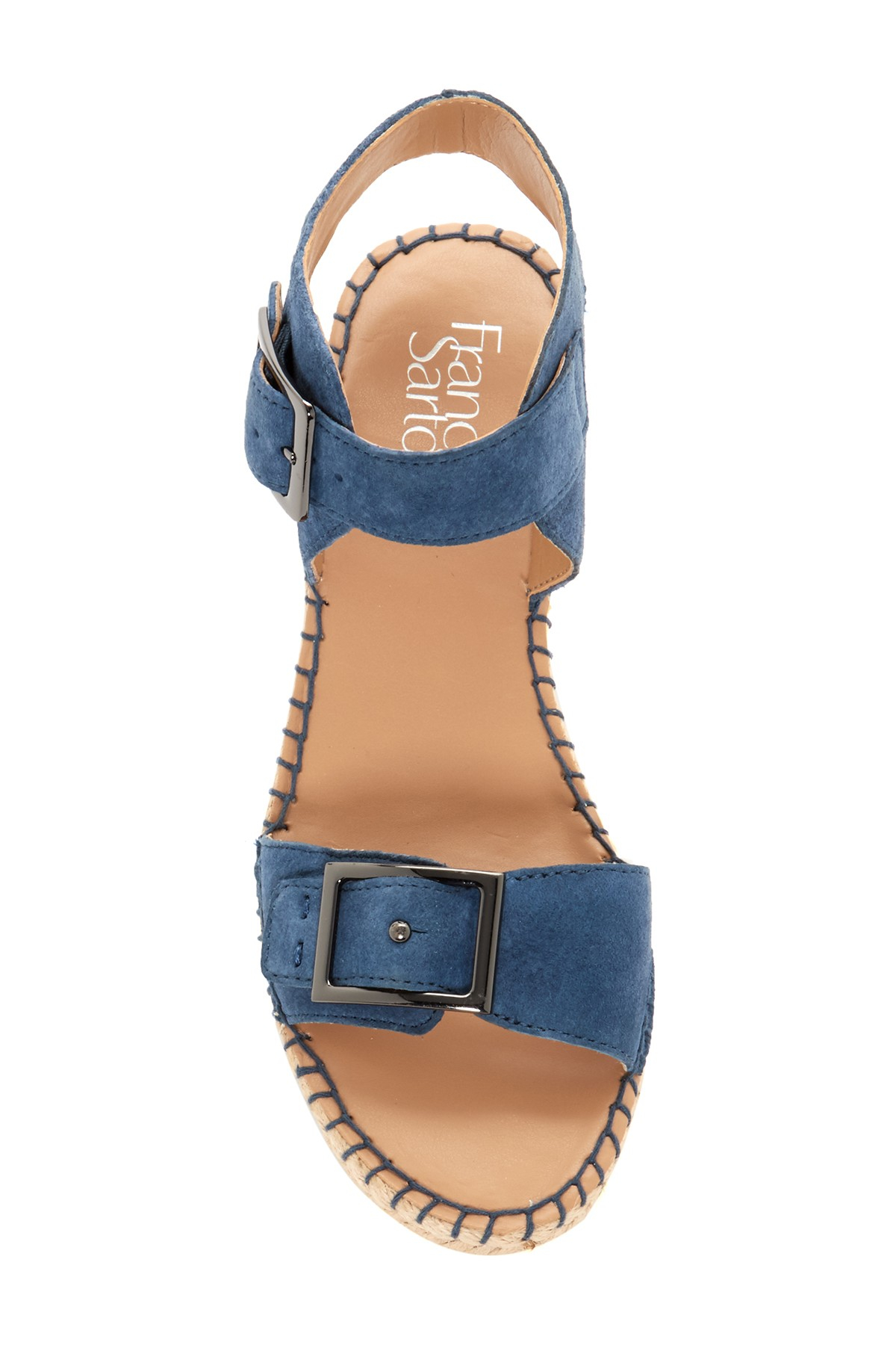 Franco Sarto Navy Blue Shoes