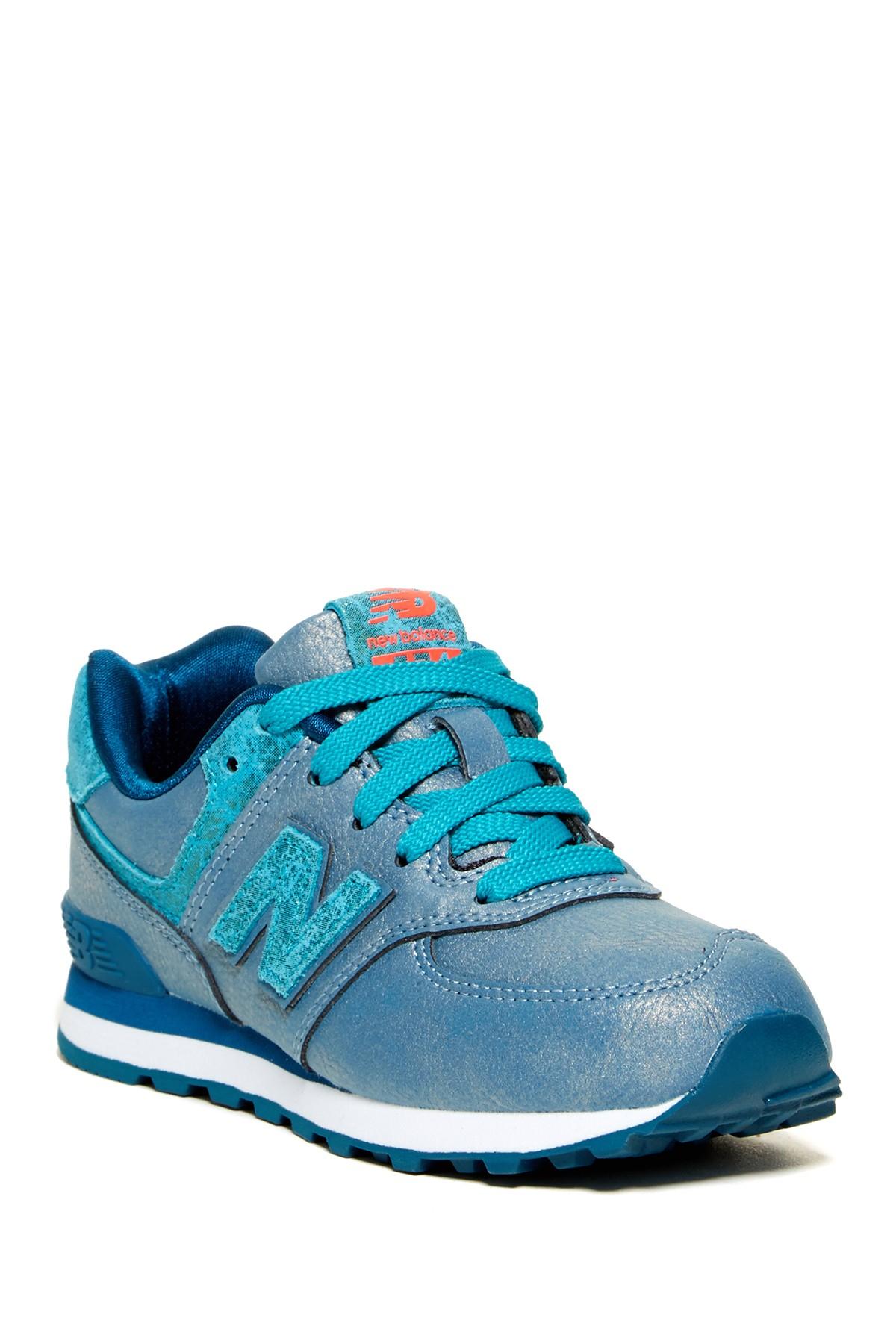 Lyst New Balance 574 Mineral Glow Sneaker Little Kid