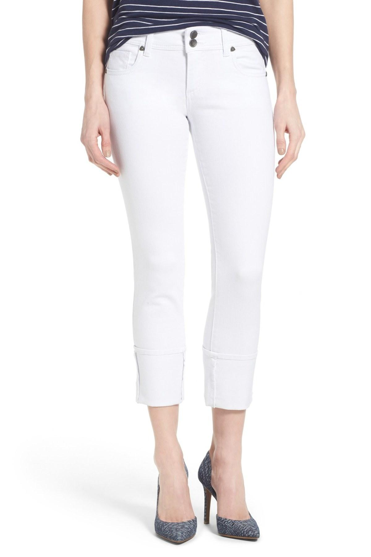 Kut From The Kloth Cameron Stretch Straight Leg Jeans In