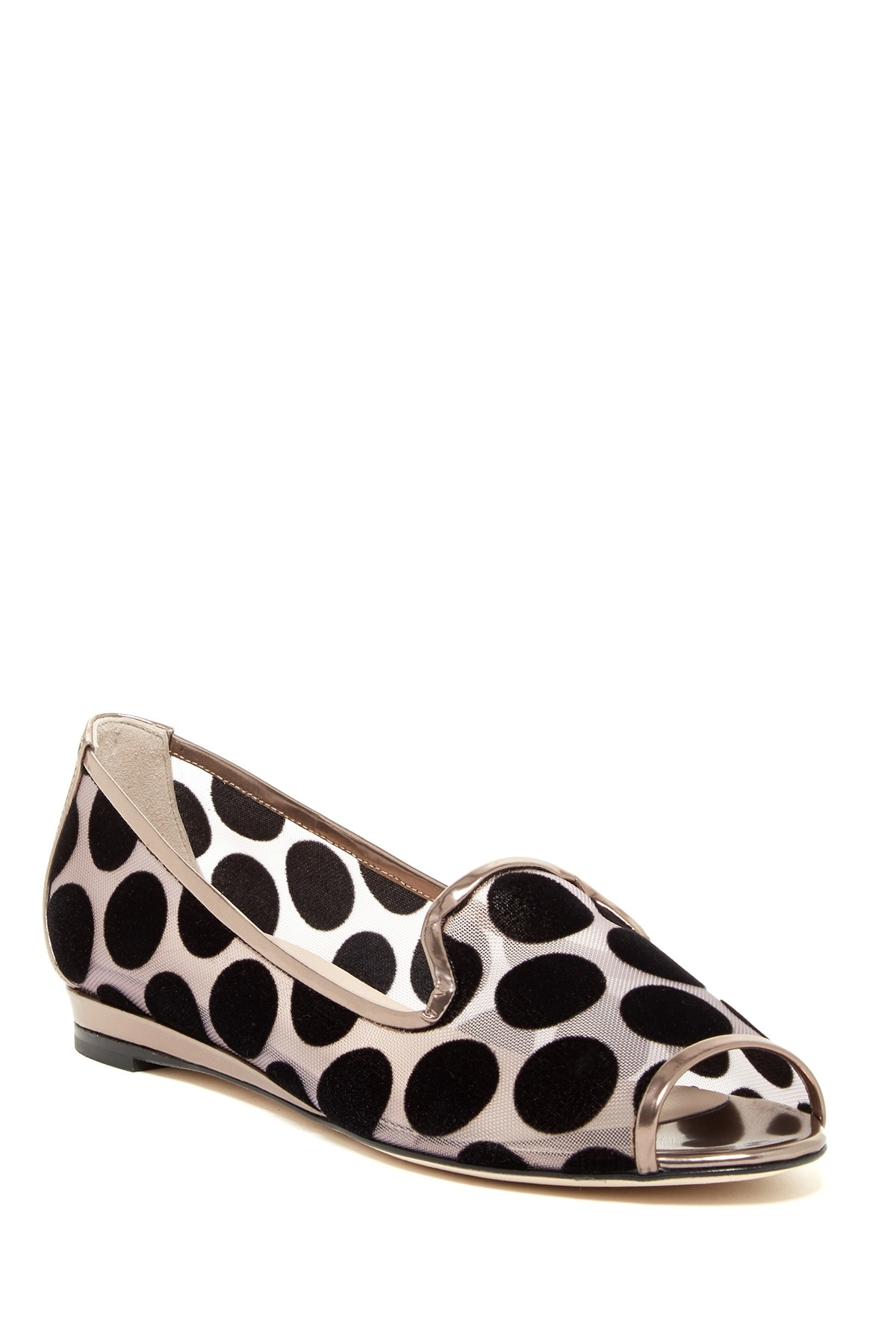 Fendi Mesh Flat Shoes