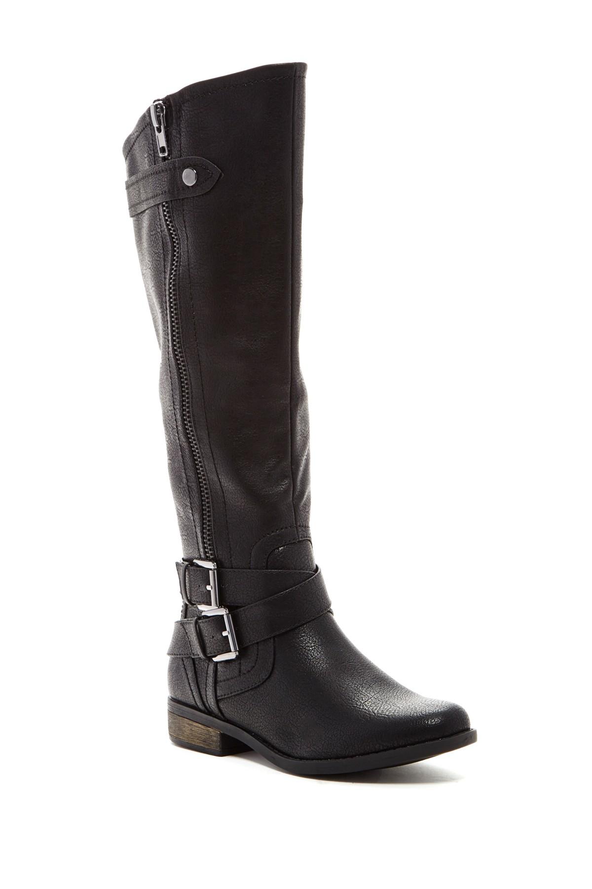Lyst Rampage Hansel Boot In Black