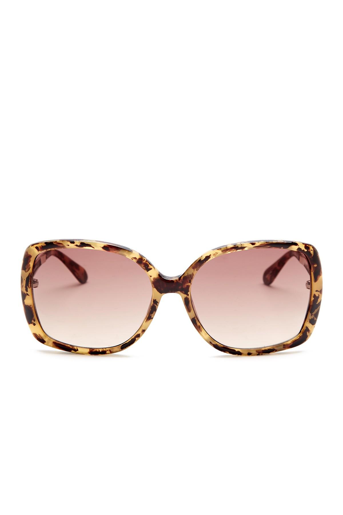 902ea26dc44b Lyst - Kate Spade 59mm Margita Sunglasses