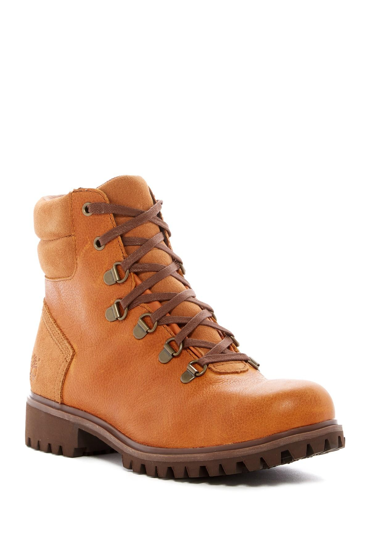 Lyst Timberland Wheelwright Waterproof Hiking Boot In Brown For Men