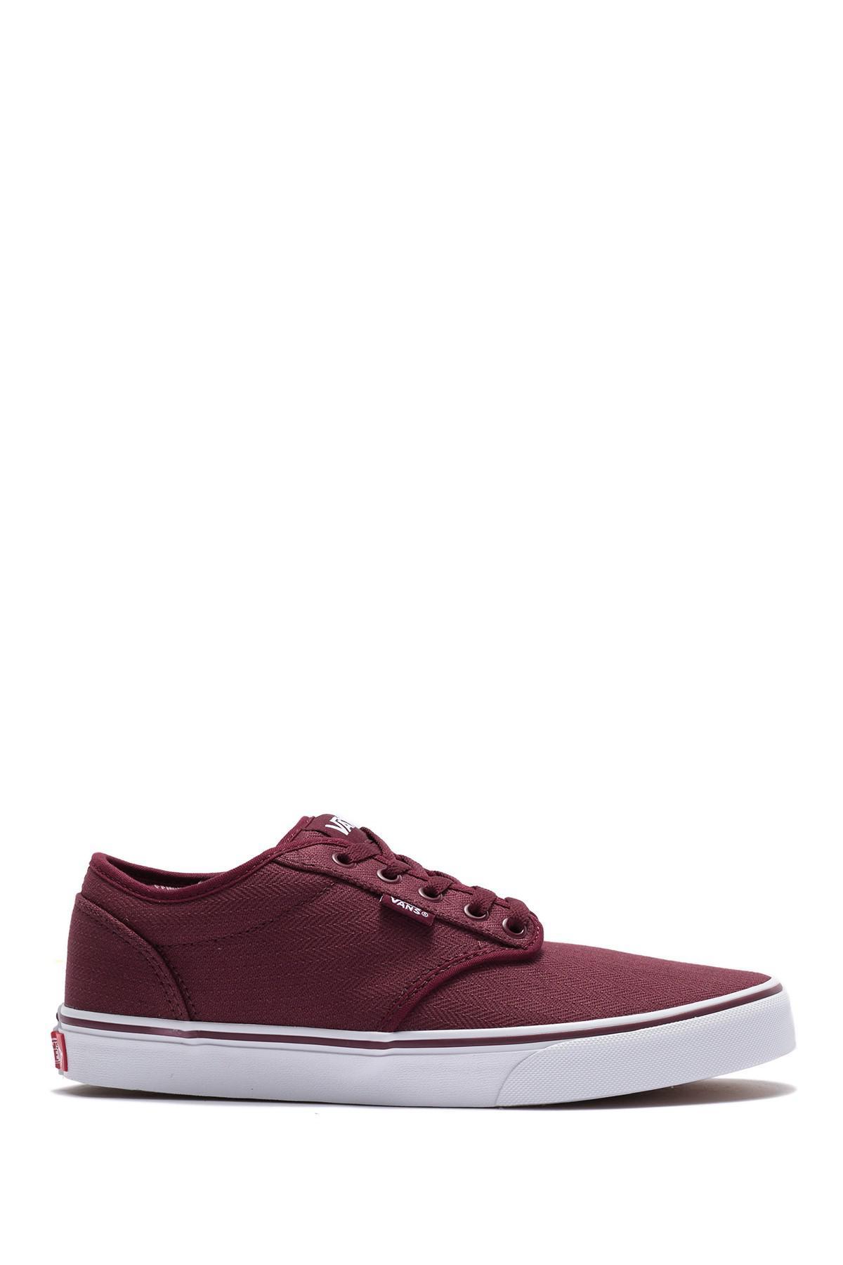 3e7f5738106 Vans - Multicolor Atwood Herringbone Plaid Sneaker for Men - Lyst. View  fullscreen