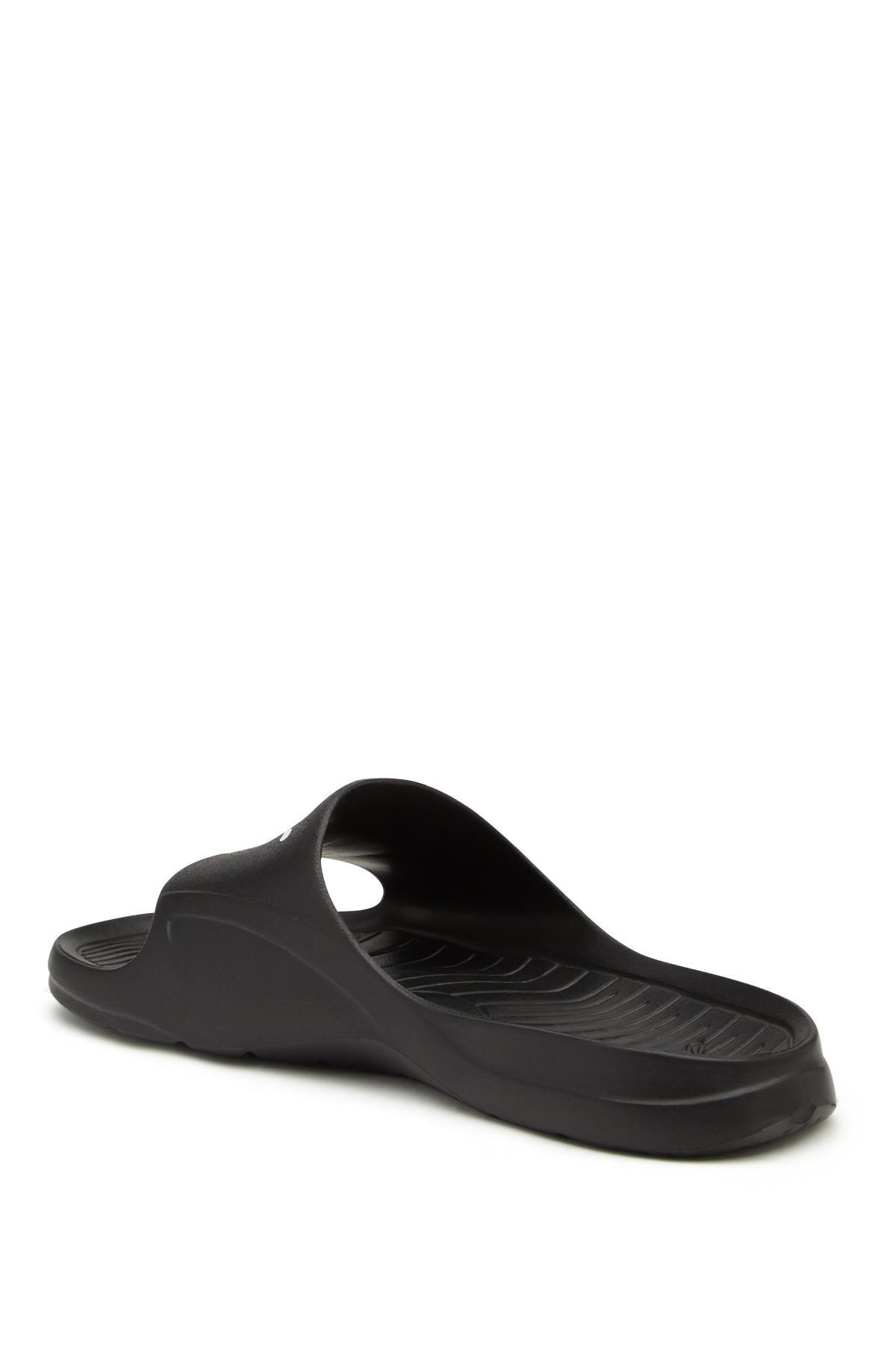 0ff78ad398b Lyst - PUMA Divecat Slide Sandal in Black for Men