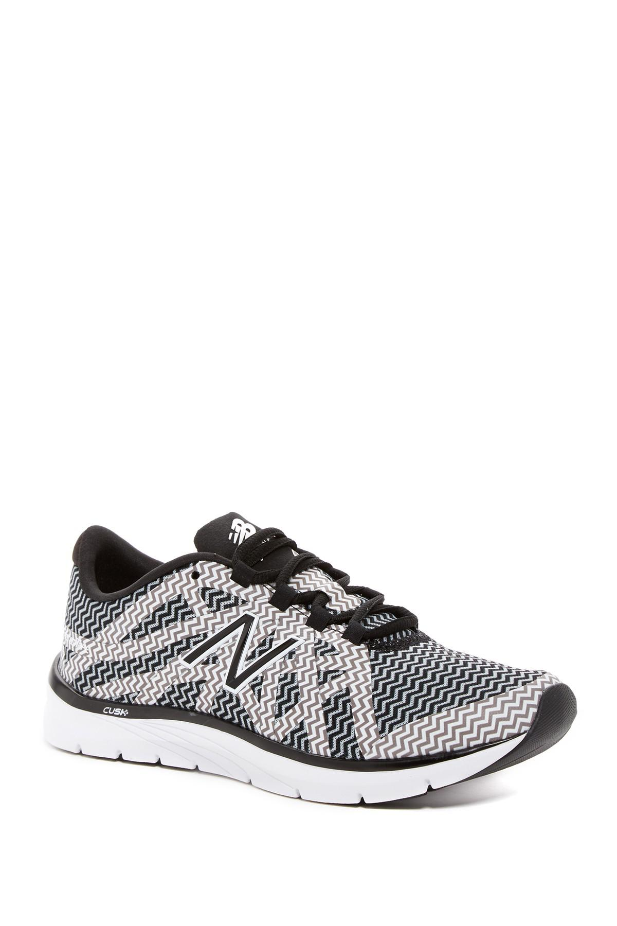 New Balance Fresh Foam 822v3 Graphic Training Sneaker - Wide Width Available HGpGKyBi