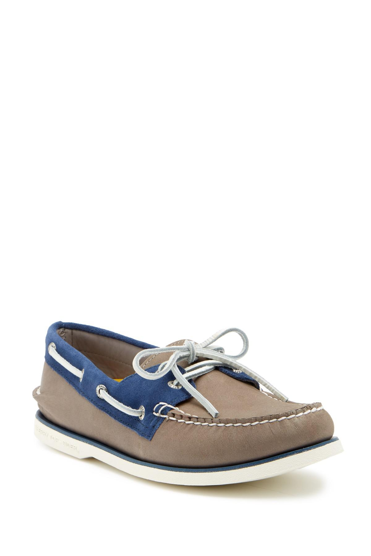 Sperry Men S Boat Moc Slip On Shoe