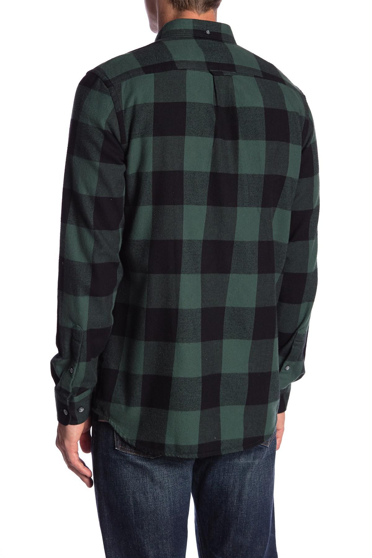 4706794b53d Lyst - Wesc Flannel Button Shirt for Men