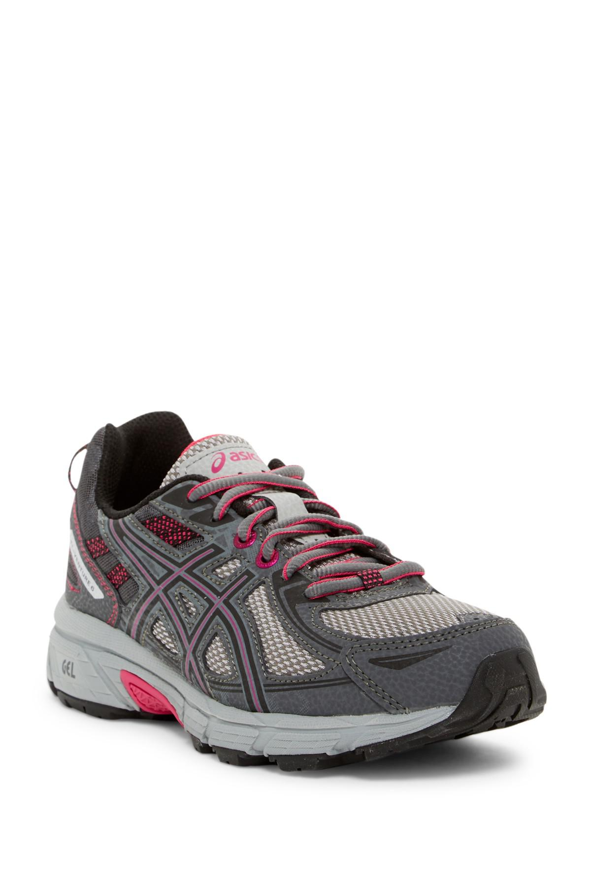 Asics Men S Gel Venture  Running Shoe Carbon