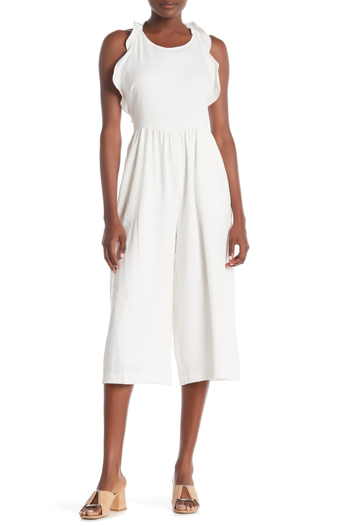 7477c97ae Nordstrom Rack Black And White Jumpsuit