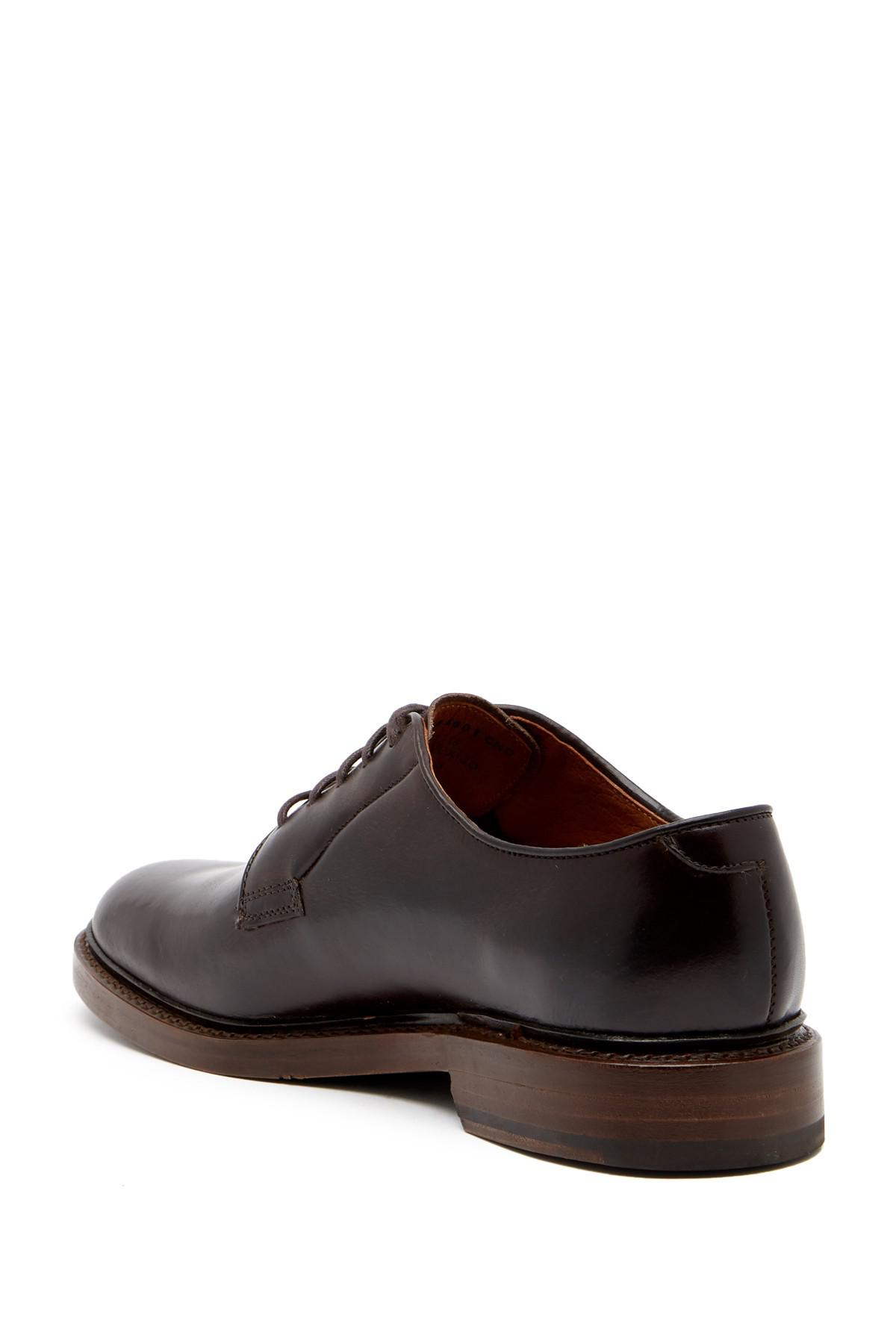 Frye Jones Plain Toe Oxford QVG0Gizz