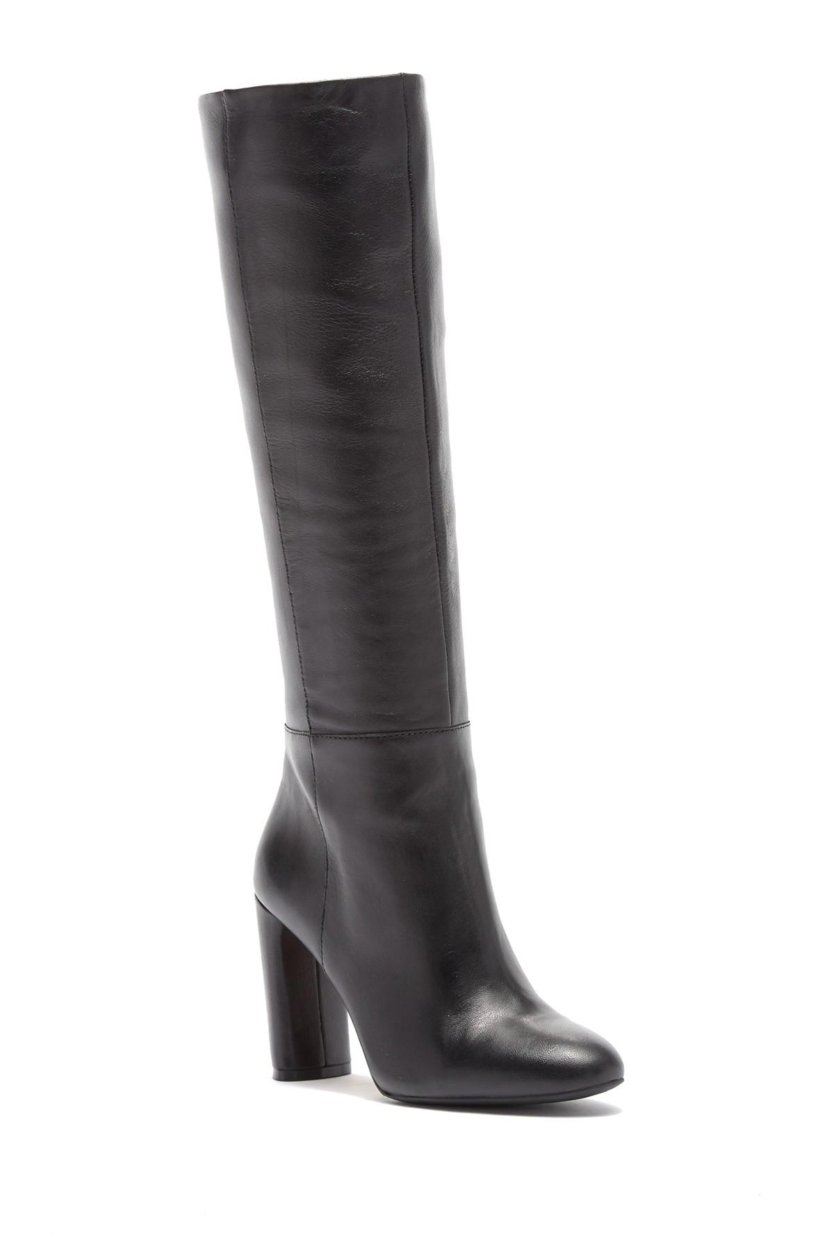 07b92f199d9 Lyst vince camuto femmie tall shaft boot in black jpg 1200x1800 Vince  camuto tall shaft boots