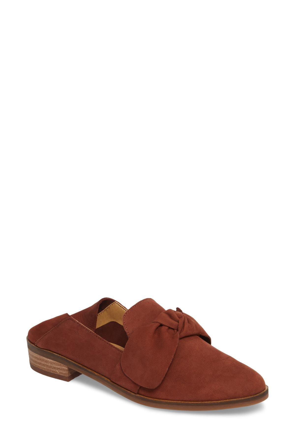 1f8ba23bbea Lyst - Lucky Brand Cozzmo Convertible Loafer (women) in Brown