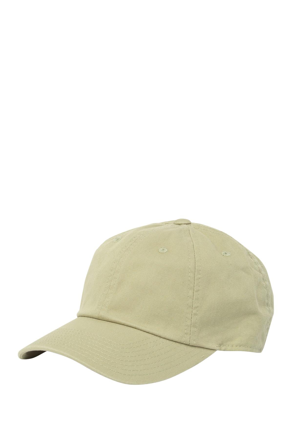 c1284793ede3d Lyst - American Needle Washed Slouch Baseball Cap in Green for Men
