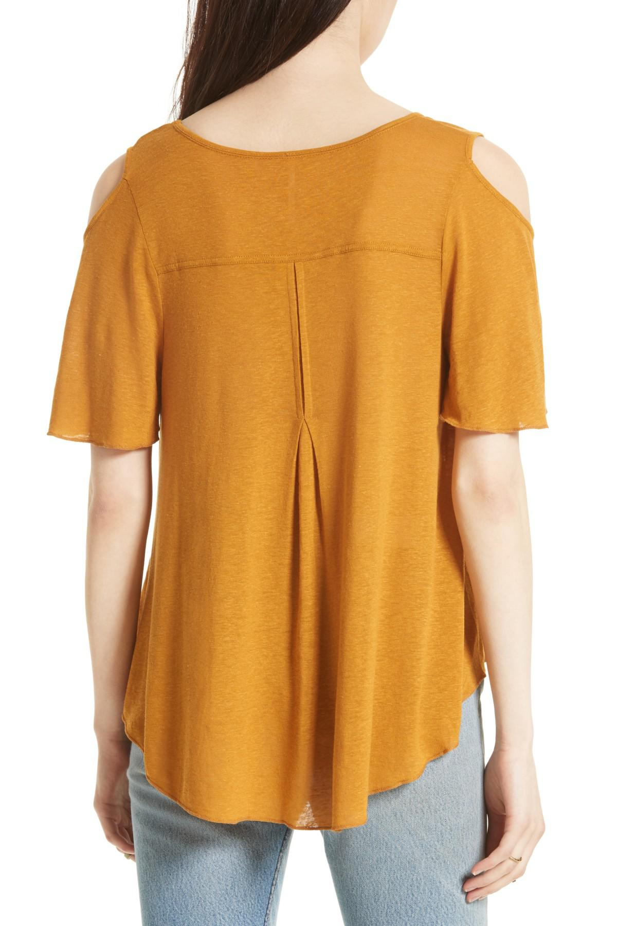 d72cf255e786c1 Gallery. Previously sold at  Nordstrom Rack · Women s Champagne Tops  Women s Free People ...