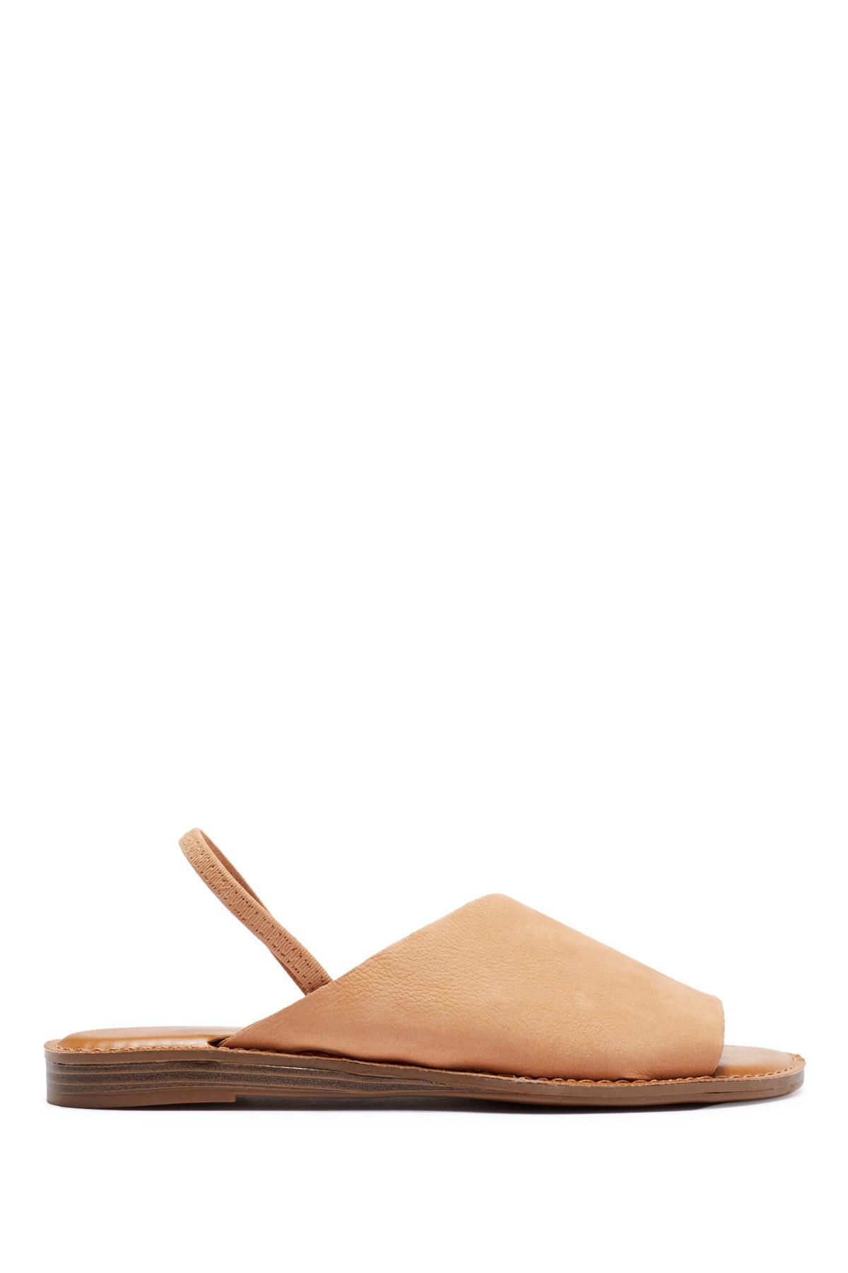 06e201692bcf Lyst - Franco Sarto Glory Leather Sandal