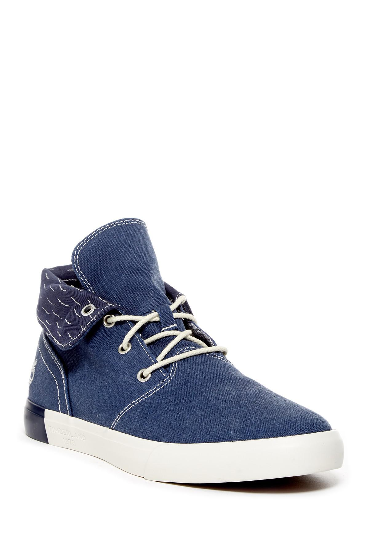 Timberland Union Wharf Canvas Rolltop Sneaker cuyqLof