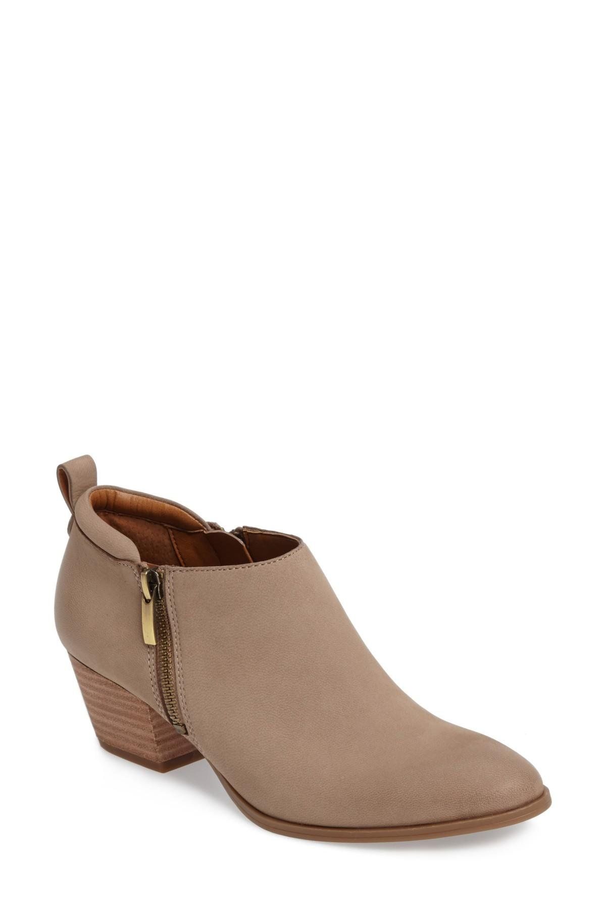 22cf10a20 Franco Sarto. Women's Brown Granite Bootie. $120 $47 From Nordstrom Rack